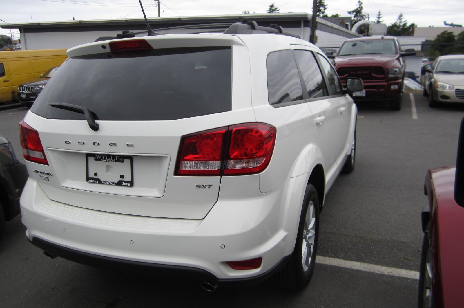 Used 2017 Dodge Journey in Victoria,BC