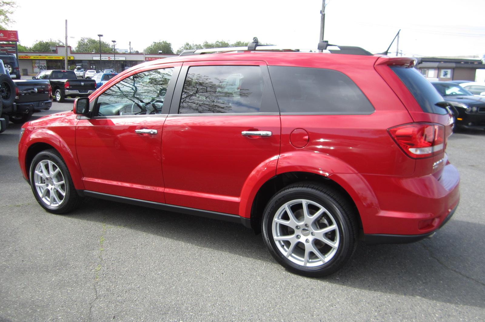 Used 2016 Dodge Journey in Victoria,BC