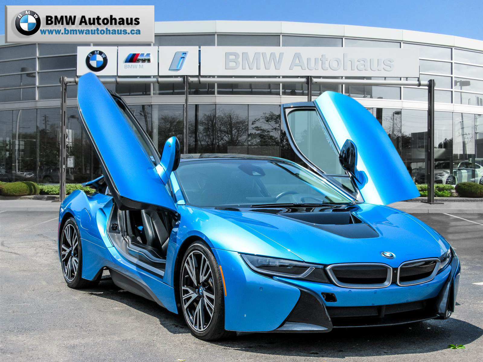 Used 2015 BMW i8 in Thornhill,ON