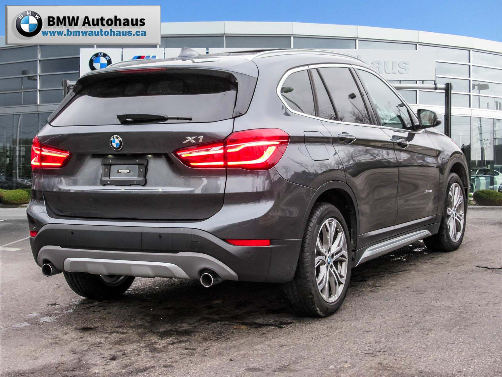 Used 2018 BMW X1 in Thornhill,ON