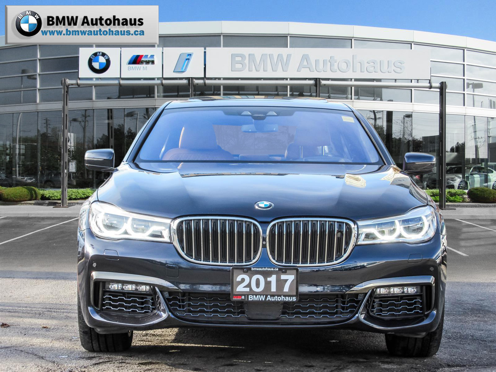 Used 2017 BMW 750i in Thornhill,ON