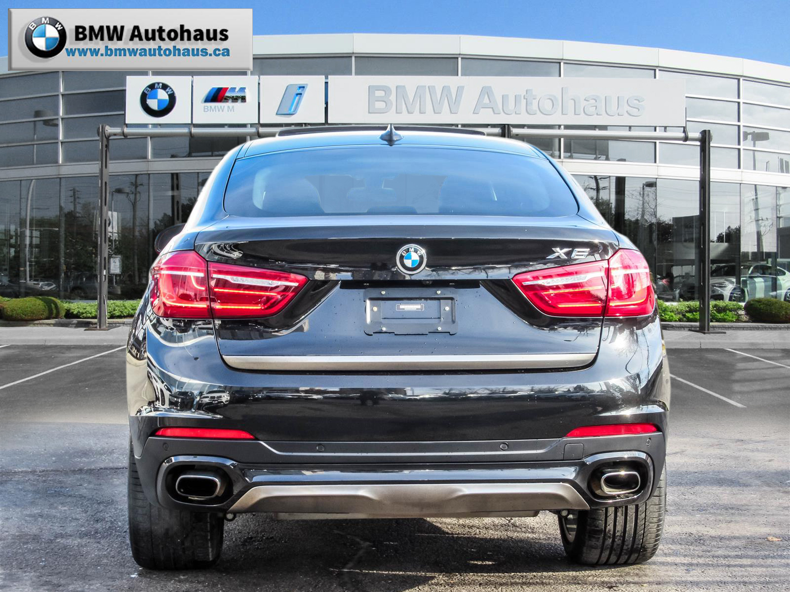 Used 2018 BMW X6 in Thornhill,ON