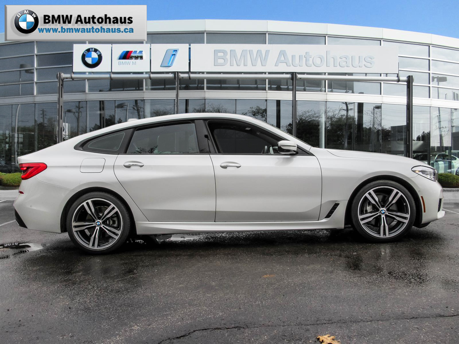 Used 2018 BMW 640i in Thornhill,ON