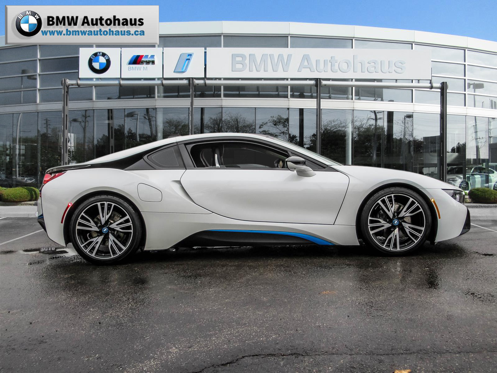 Used 2016 BMW i8 in Thornhill,ON