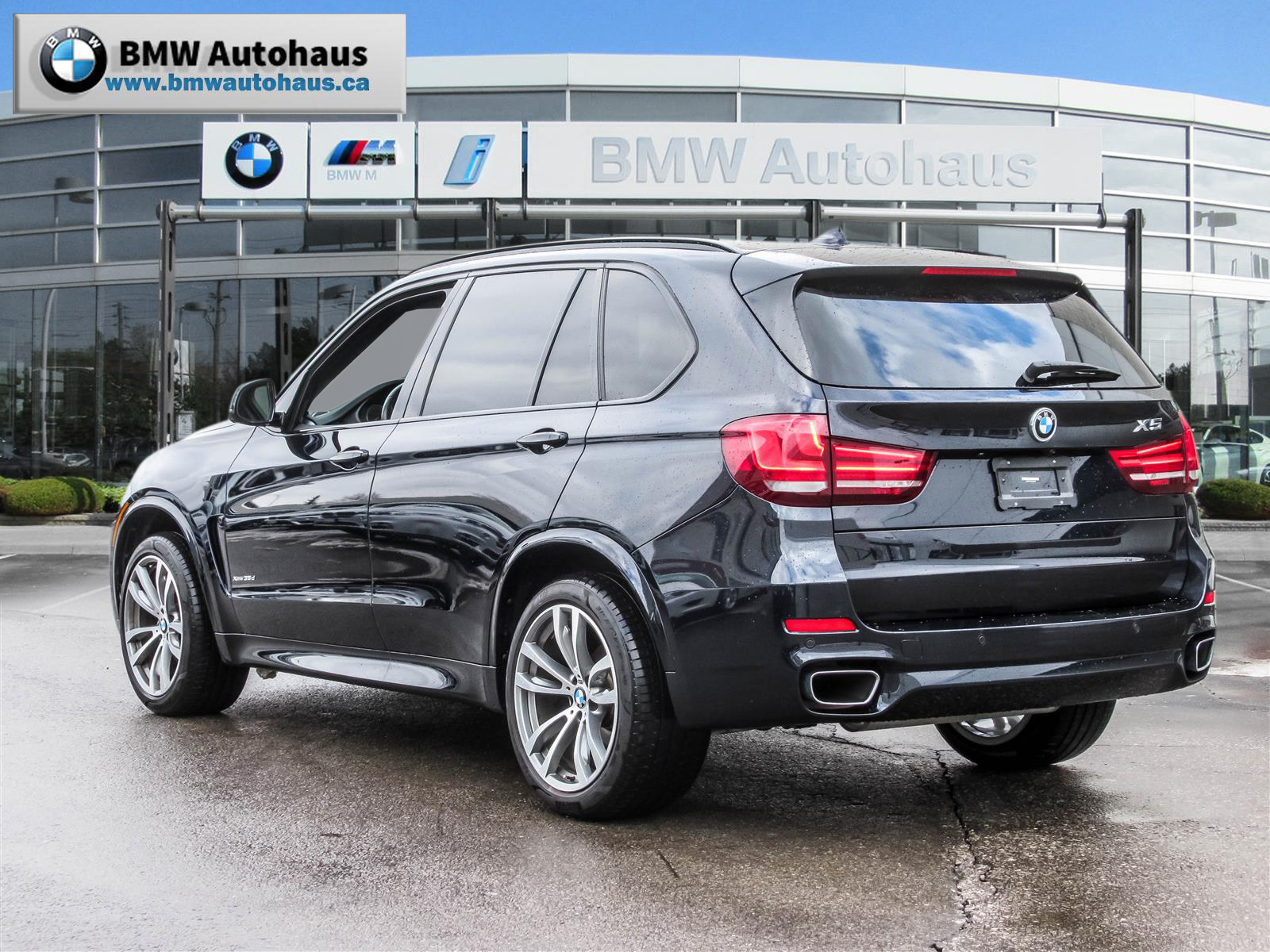 Used 2018 BMW X5 in Thornhill,ON