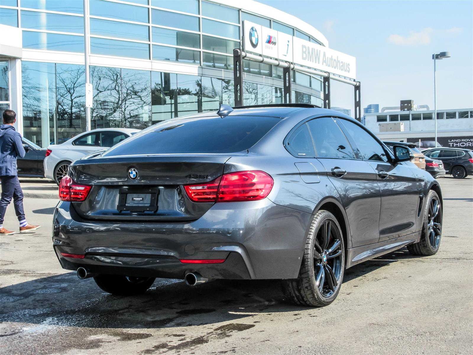 Used 2016 BMW 435i in Thornhill,ON