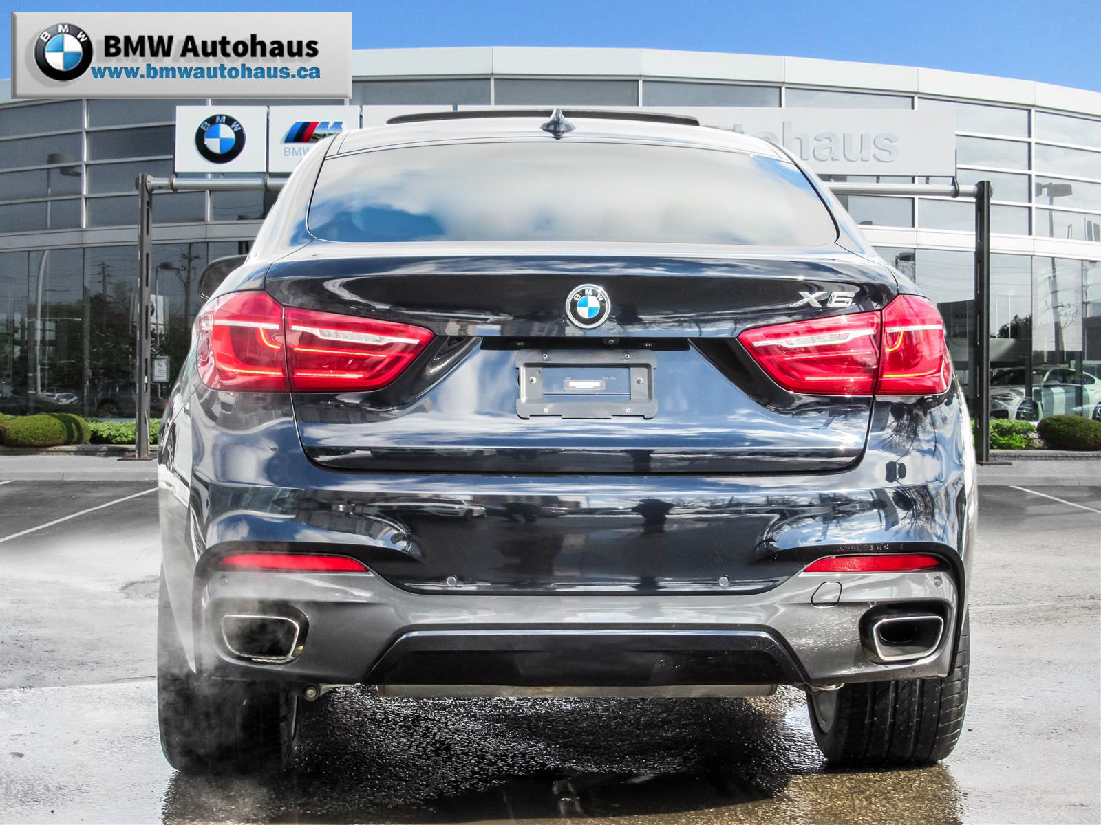 Used 2016 BMW X6 in Thornhill,ON