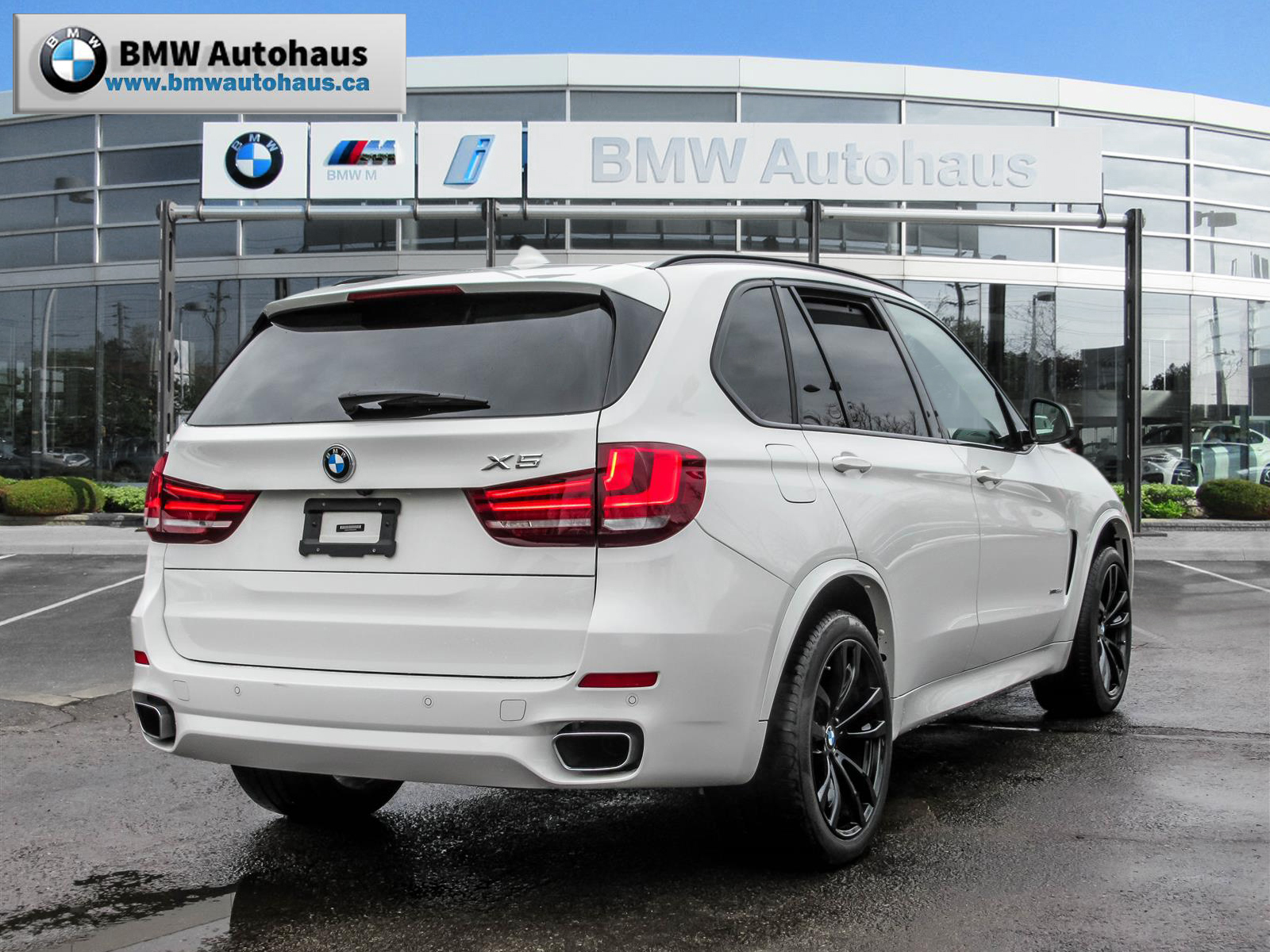 Used 2017 BMW X5 in Thornhill,ON