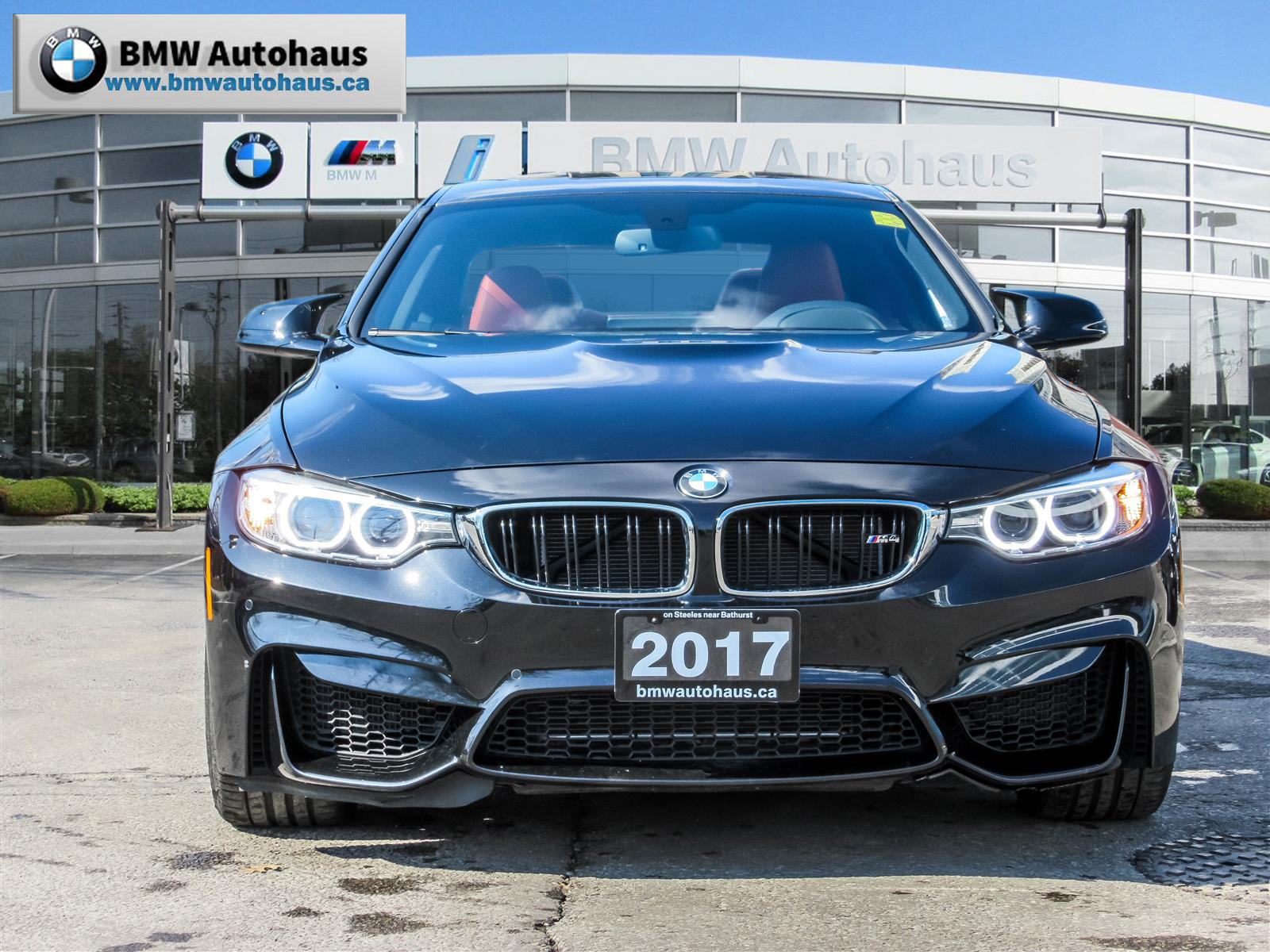 Used 2017 BMW M4 in Thornhill,ON