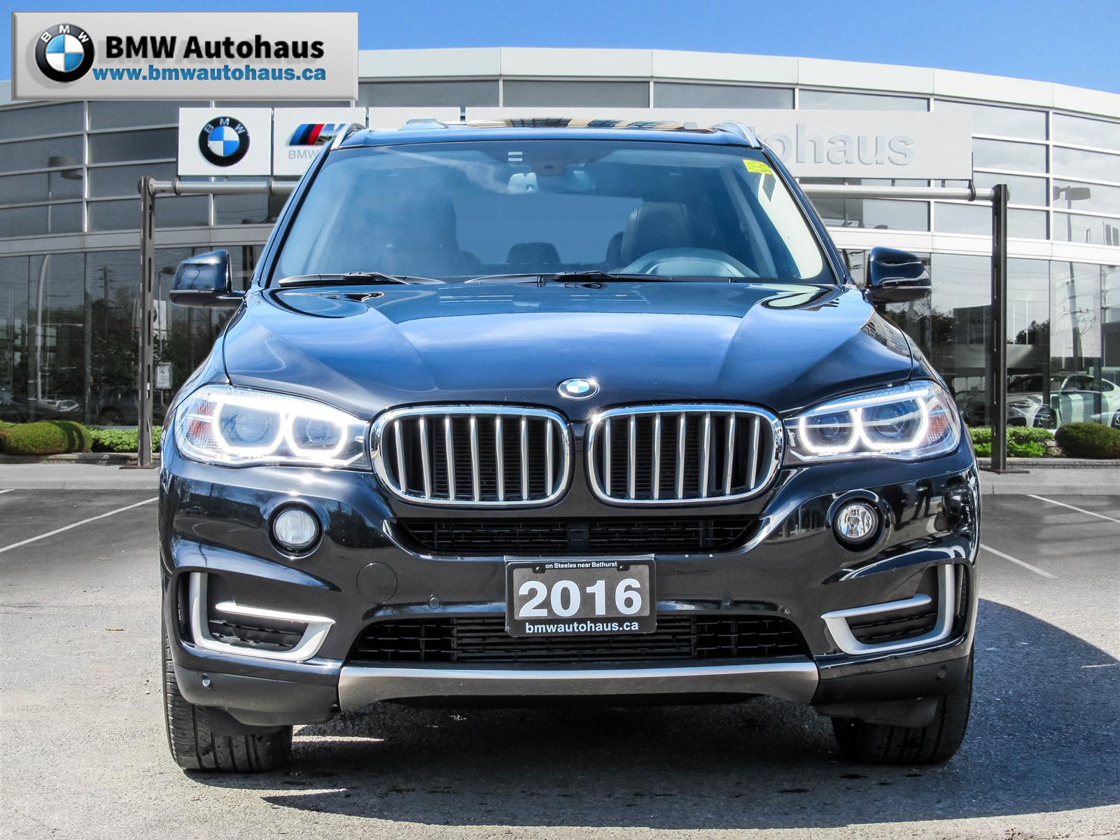 Used 2016 BMW X5 in Thornhill,ON