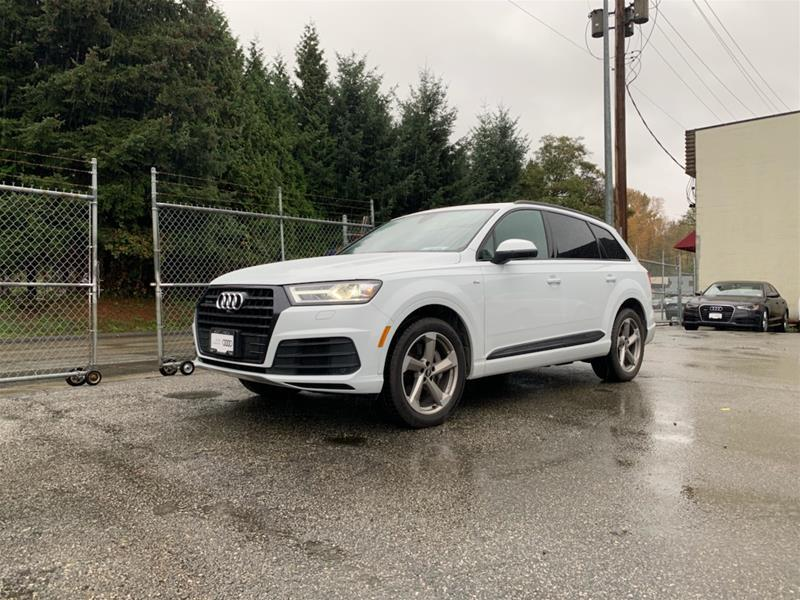 Used 2018 Audi Q7 in North Vancouver,BC