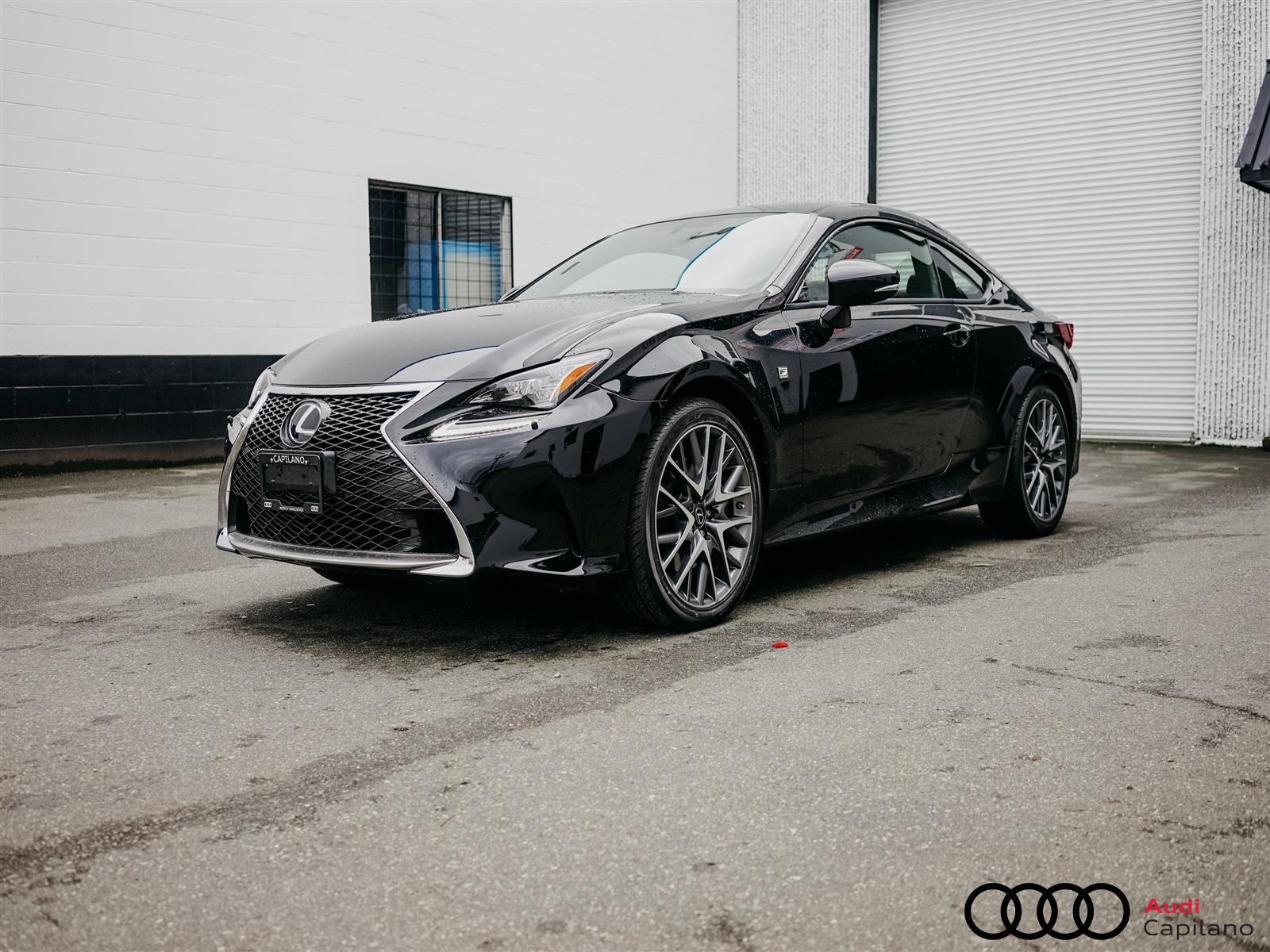 Used 2015 Lexus RC350 in North Vancouver,BC