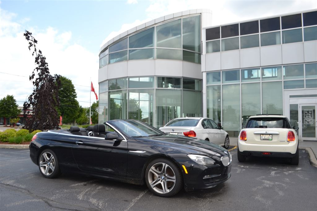Used 2012 BMW 650i in Windsor,ON
