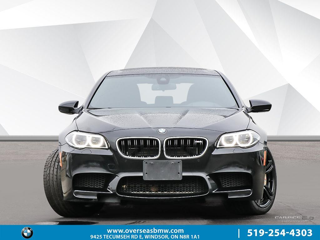 Used 2015 BMW M5 in Windsor,ON
