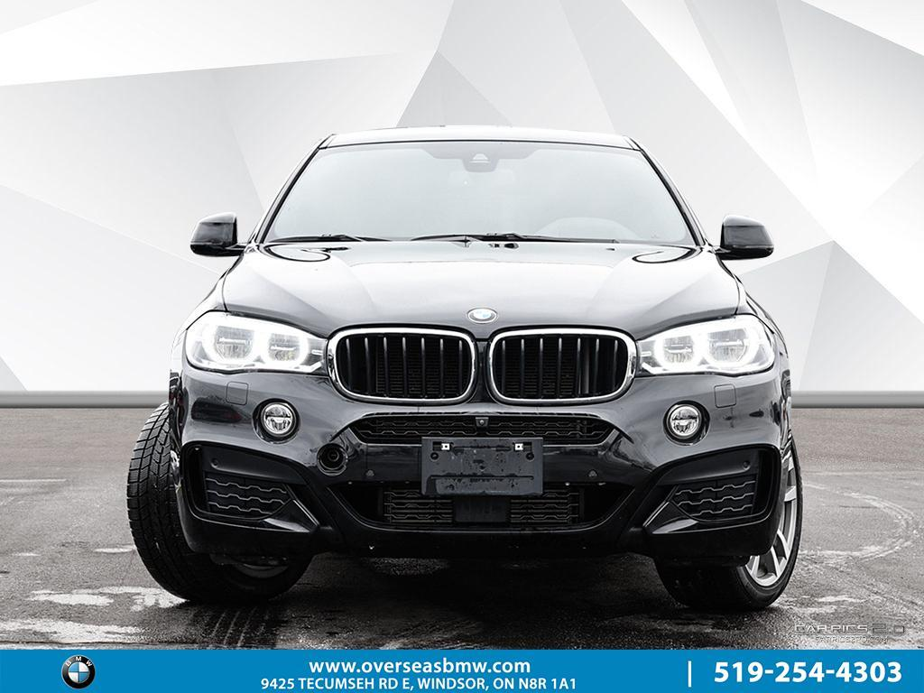 Used 2017 BMW X6 in Windsor,ON
