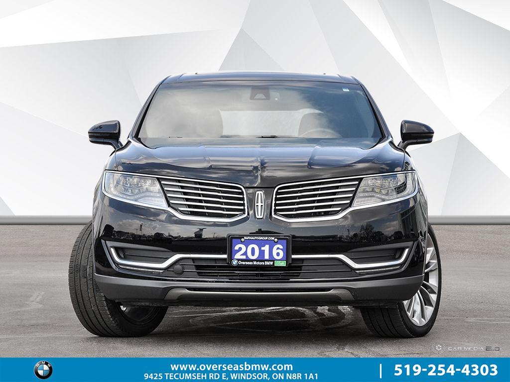 Used 2016 Lincoln MKX in Windsor,ON