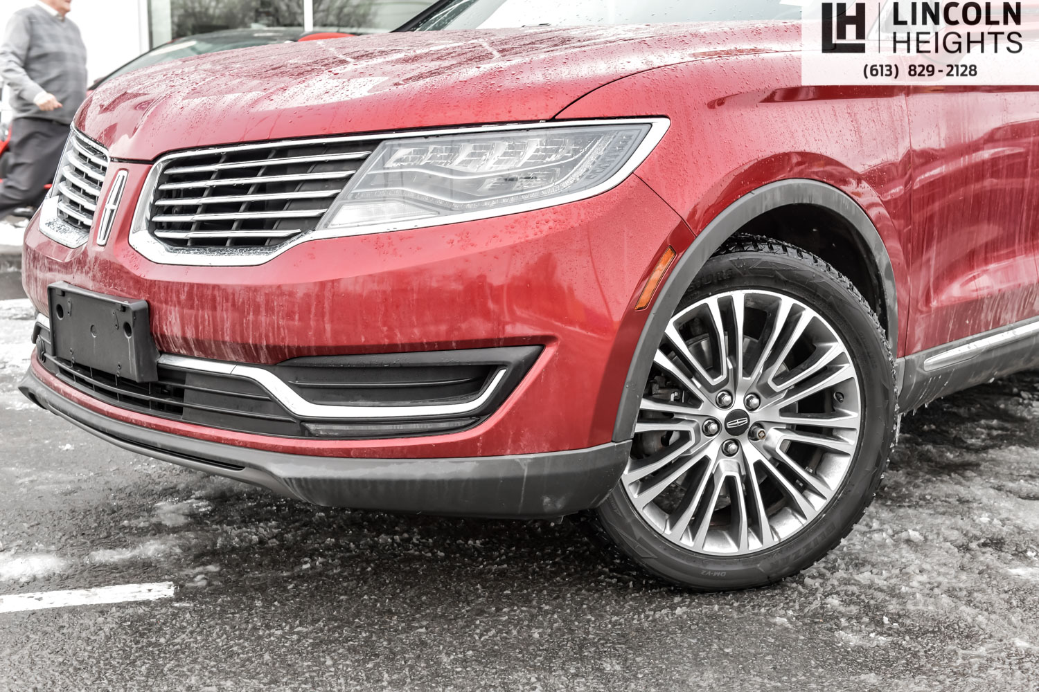Used 2016 Lincoln MKX in Ottawa,ON