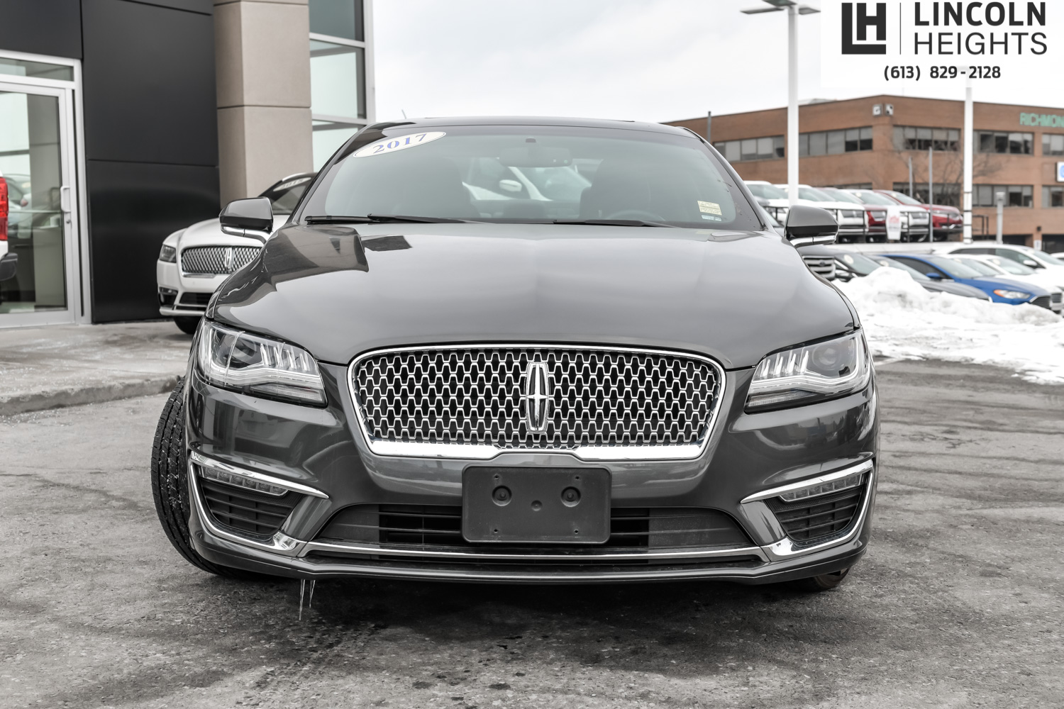 Used 2017 Lincoln MKZ in Ottawa,ON