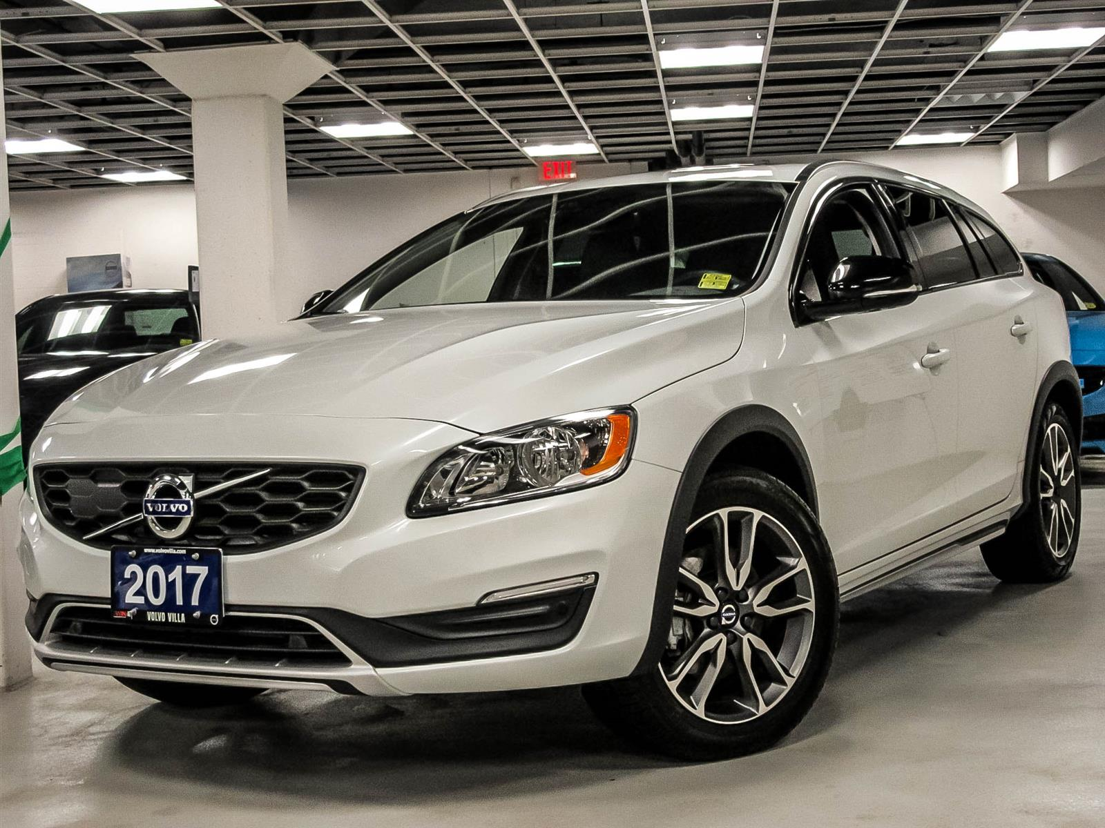 Used 2017 Volvo V60 in Thornhill,ON