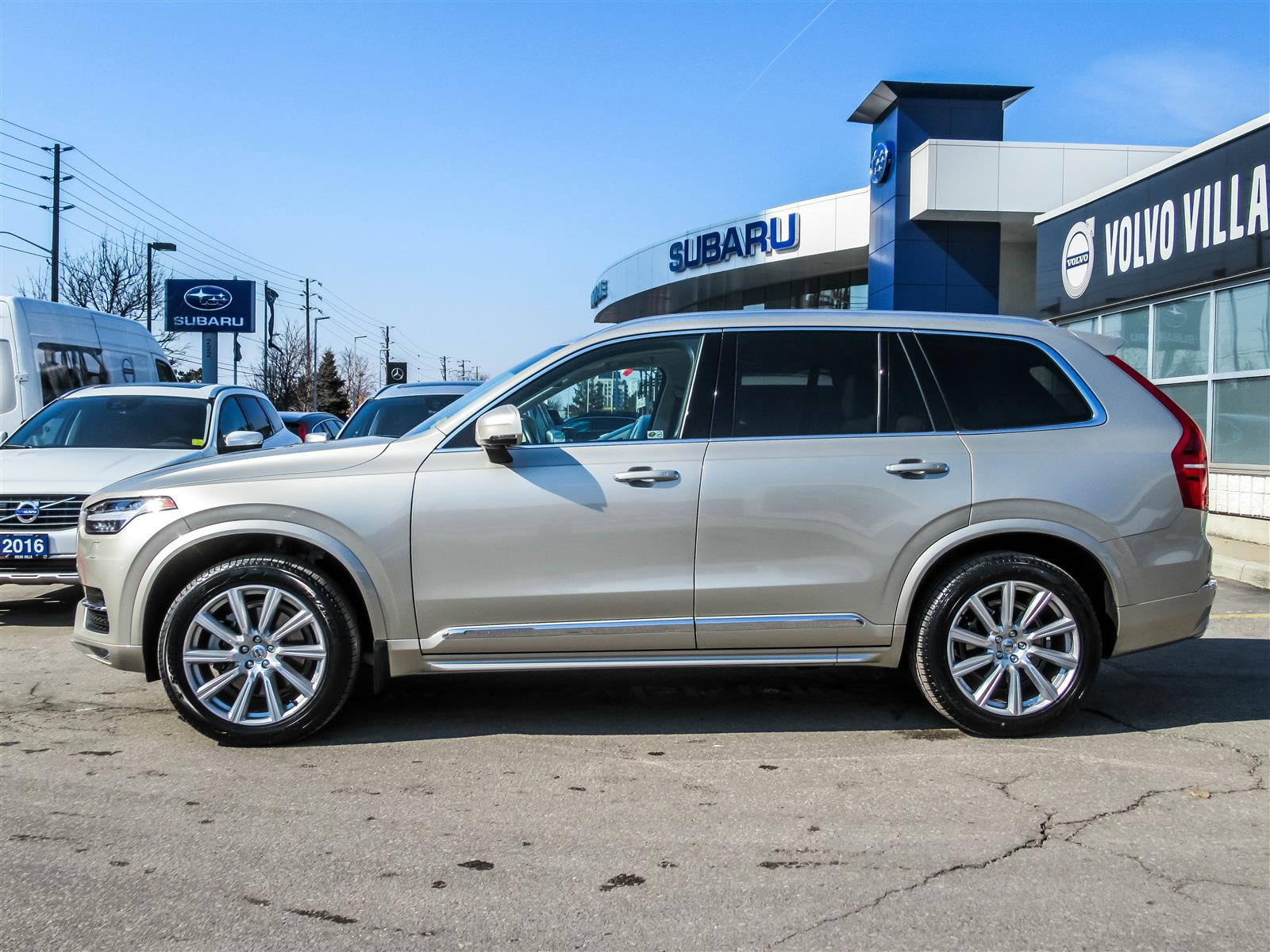 Used 2016 Volvo XC90 in Thornhill,ON