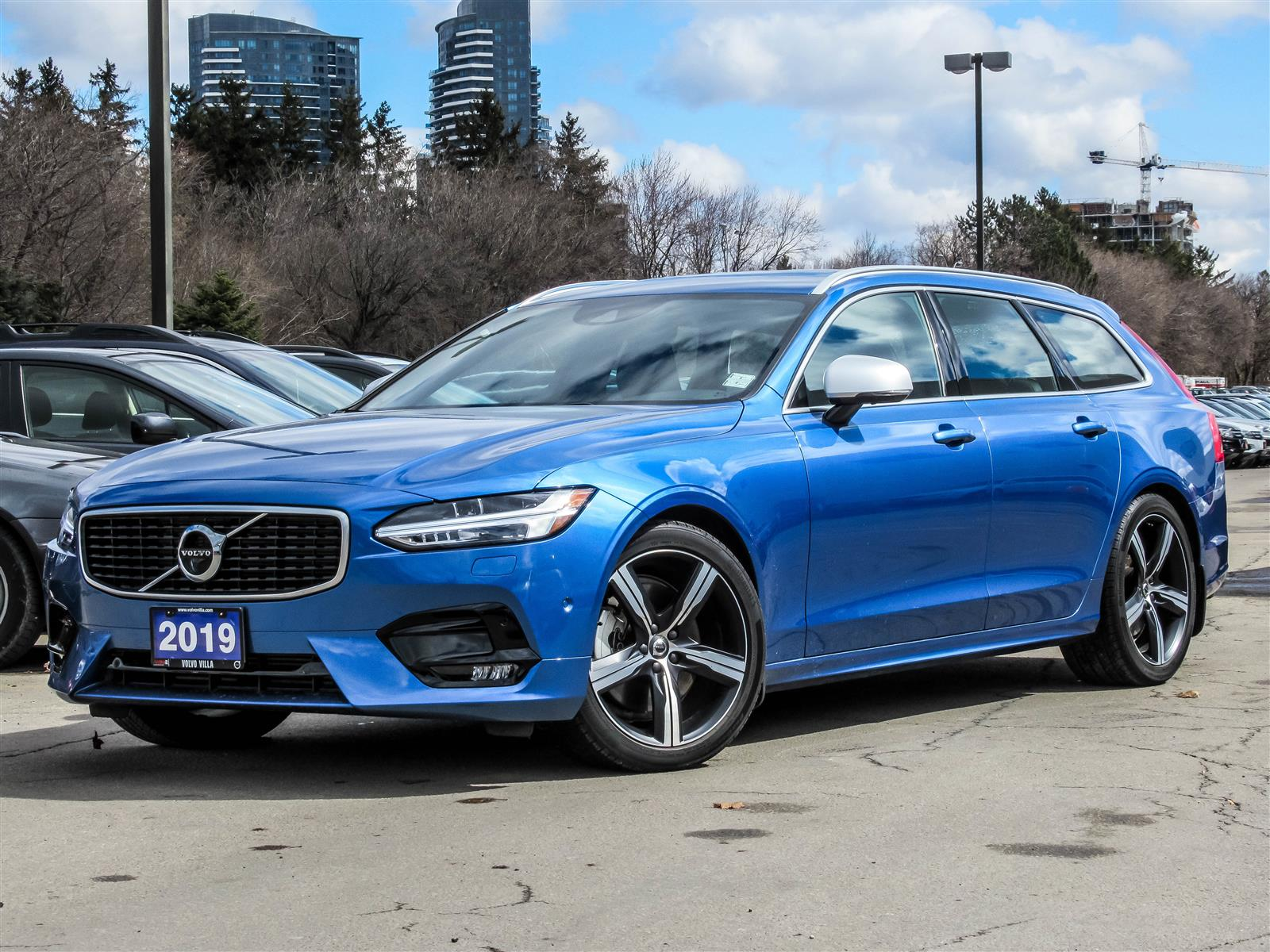 Used 2019 Volvo V90 in Thornhill,ON
