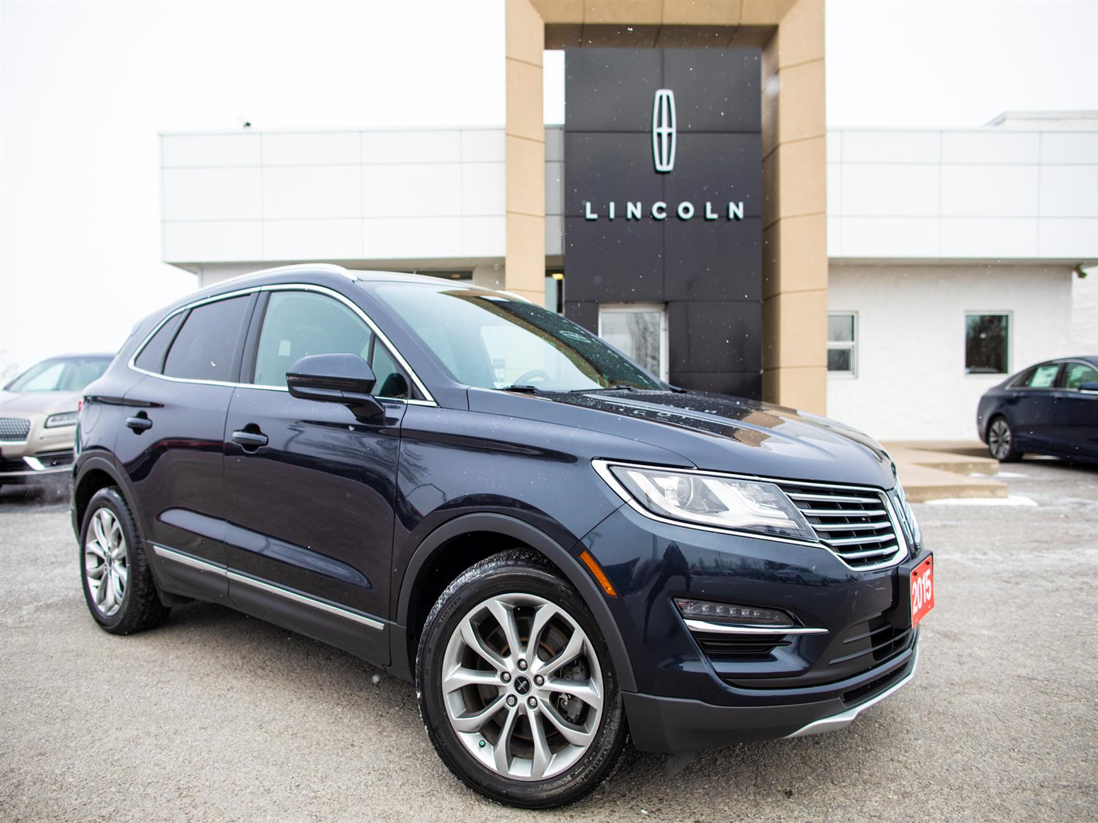 Used 2015 Lincoln MKC in Lindsay,ON