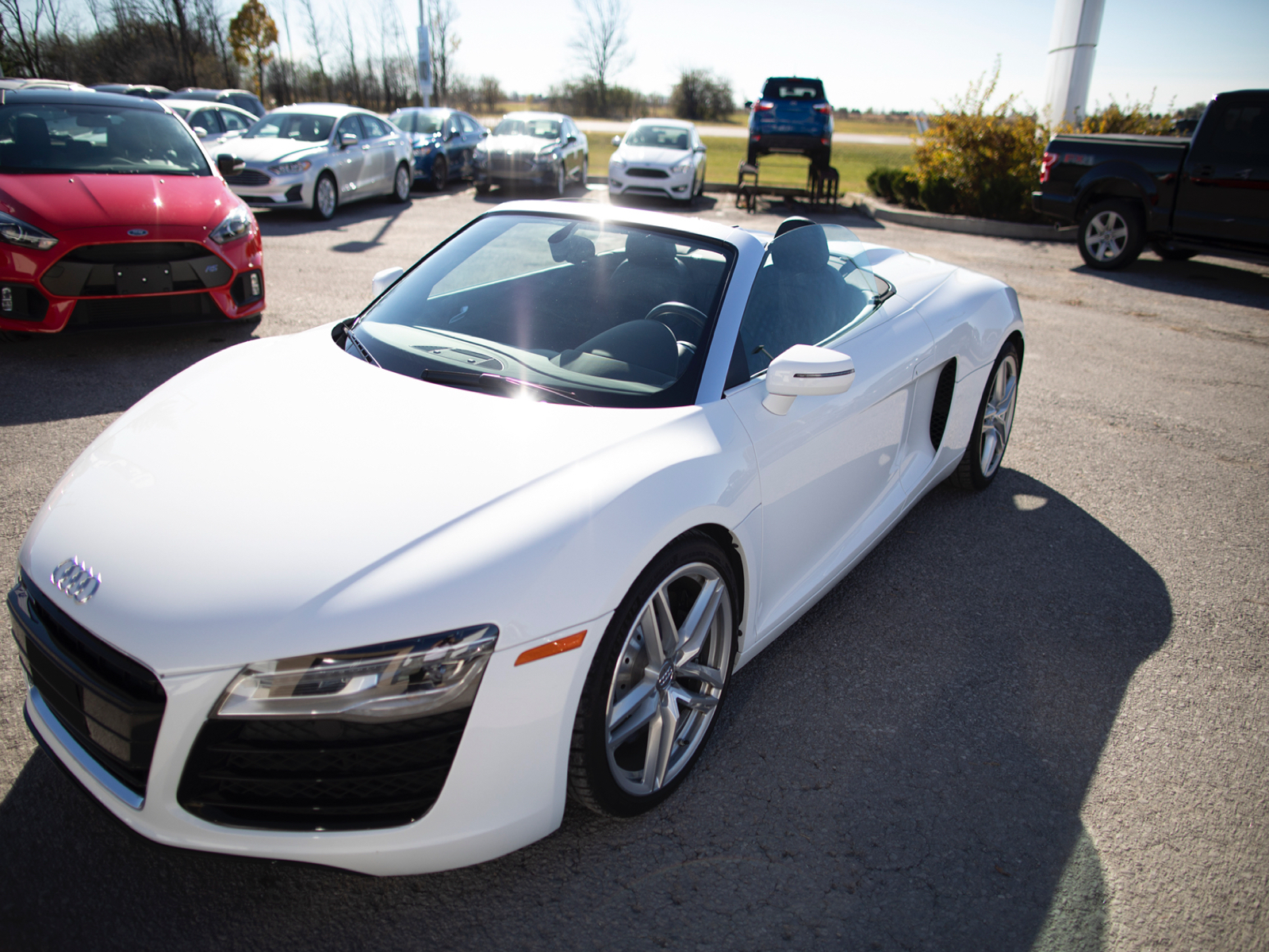 Used 2015 Audi R8 in Lindsay,ON