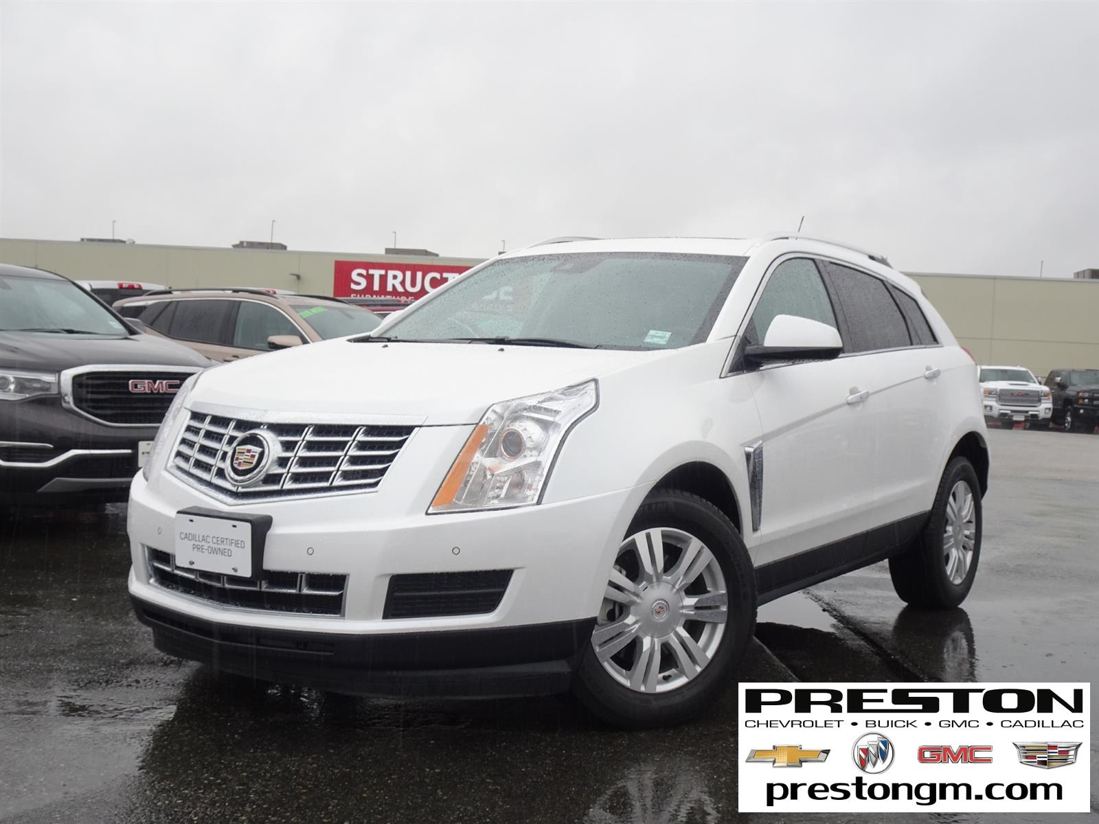 Used 2016 Cadillac SRX in Langley,BC