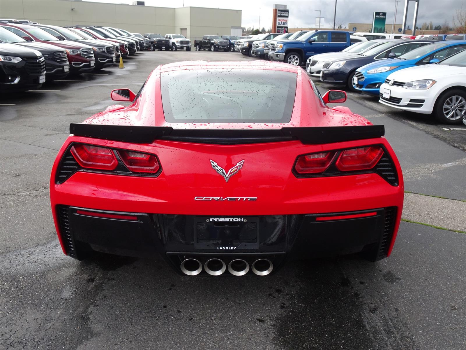 Used 2017 Chevrolet Corvette in Langley,BC