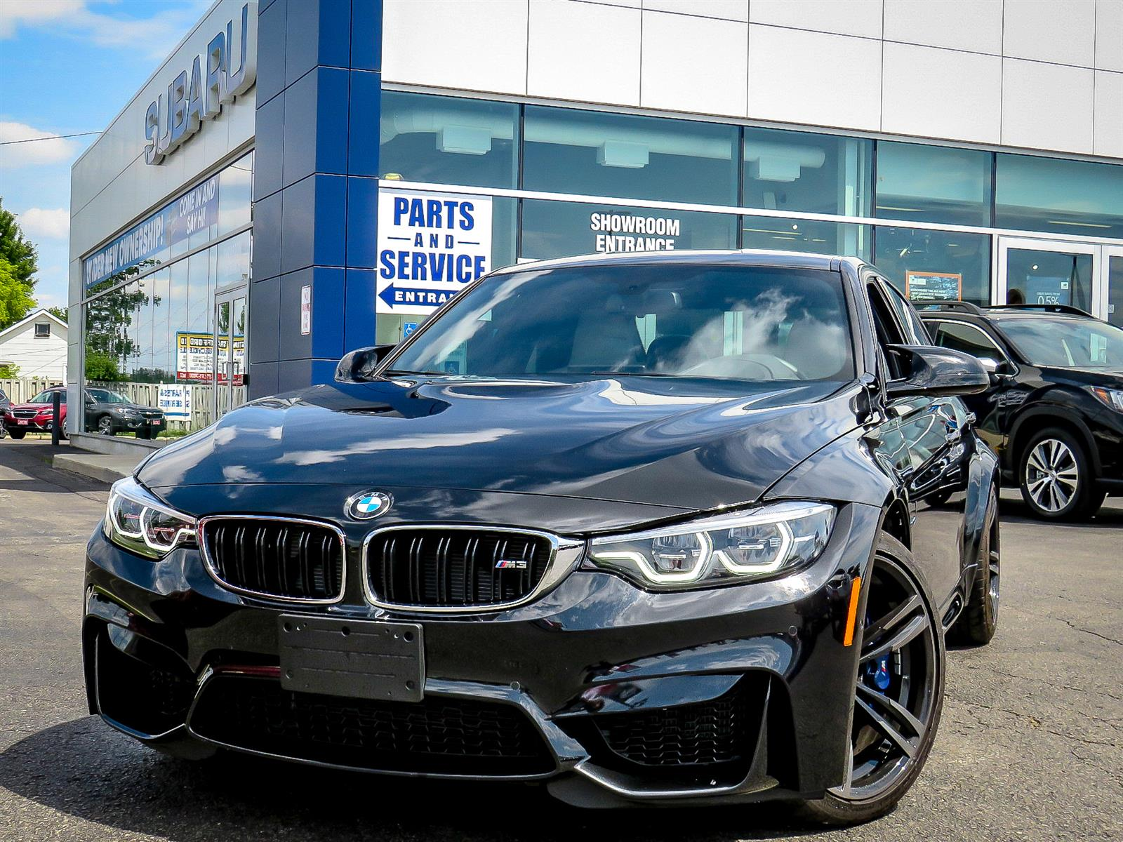 Used 2018 BMW M3 in Stratford,ON