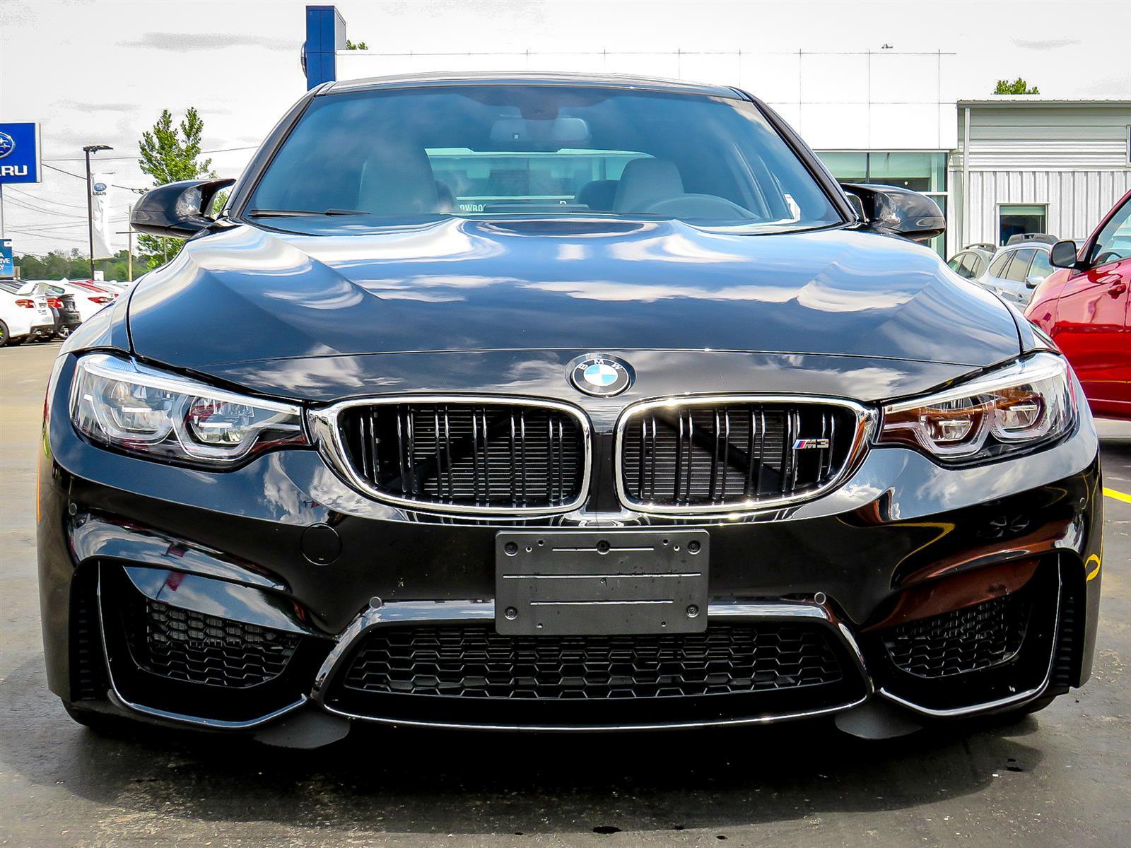 Used 2018 BMW M3 in Stratford,ON