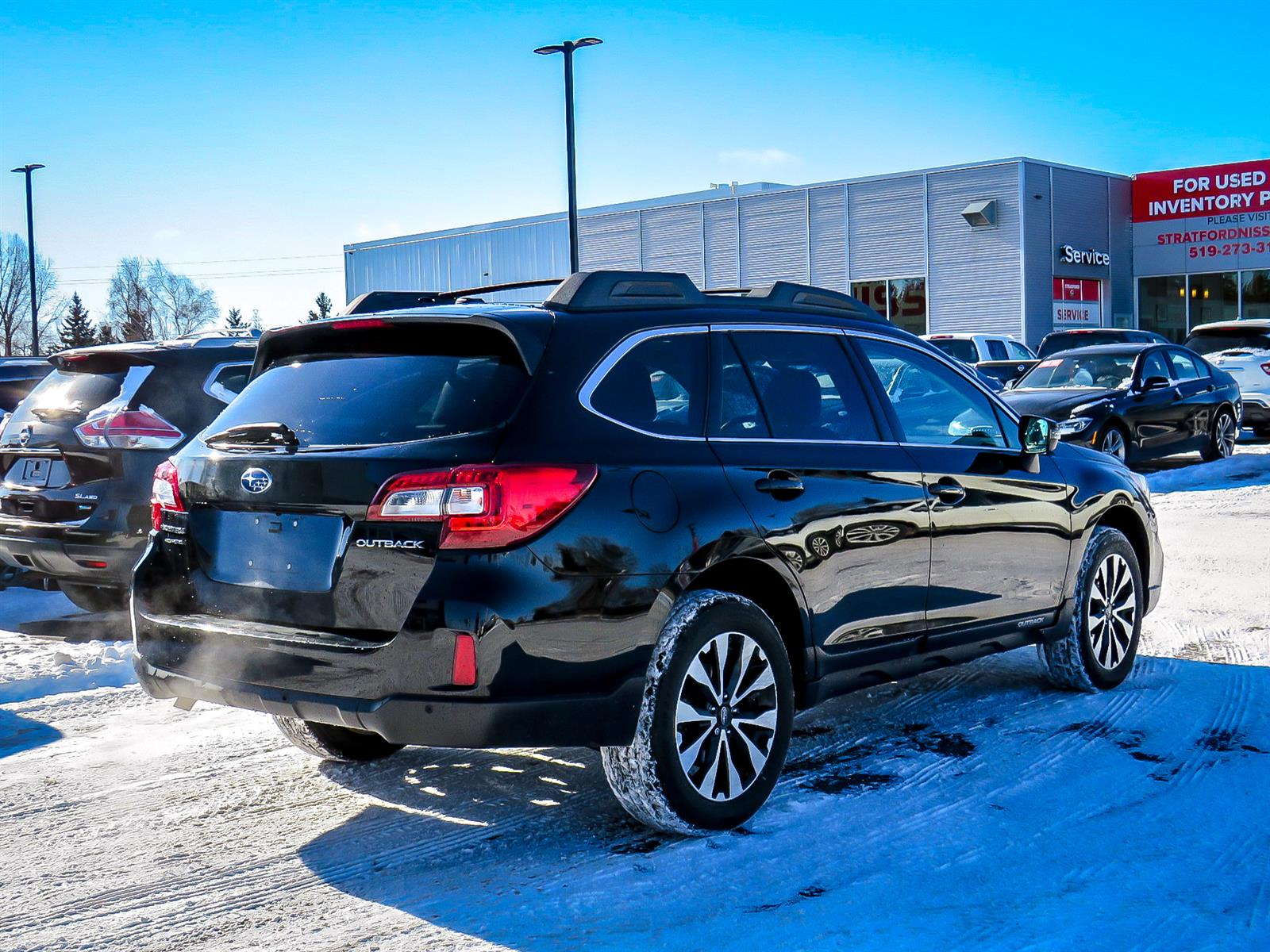 Used 2017 Subaru Forester in Stratford,ON