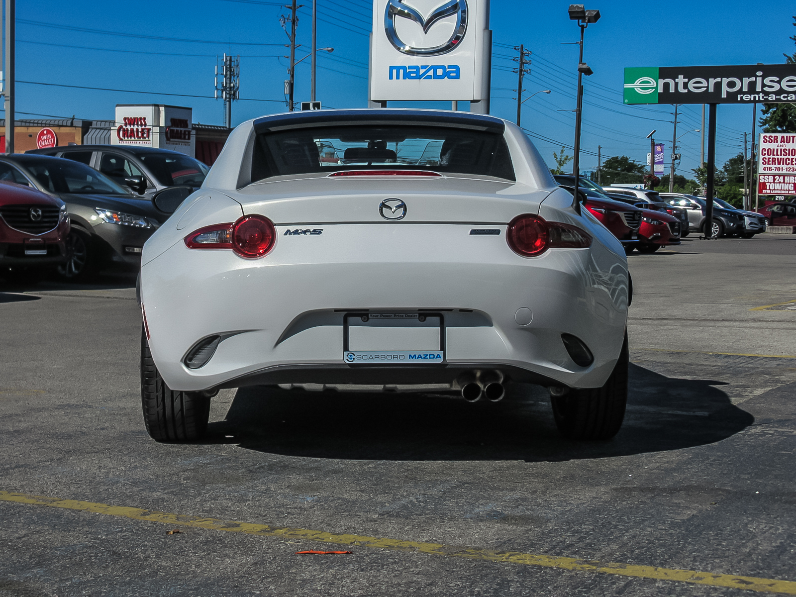 Used 2017 Mazda MX-5 RF in Scarborough,ON