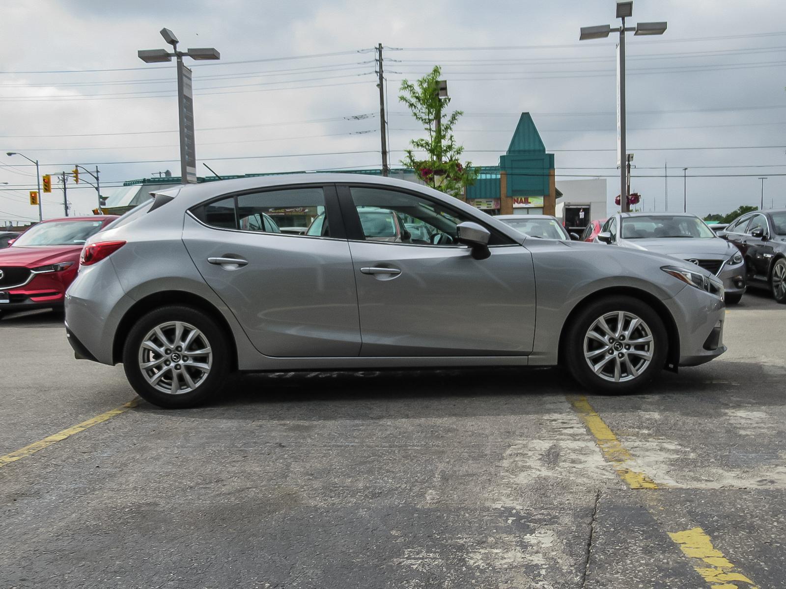 Used 2015 Mazda Mazda3 in Scarborough,ON