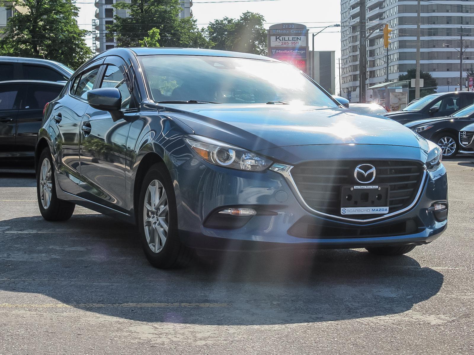 Used 2017 Mazda Mazda3 in Scarborough,ON