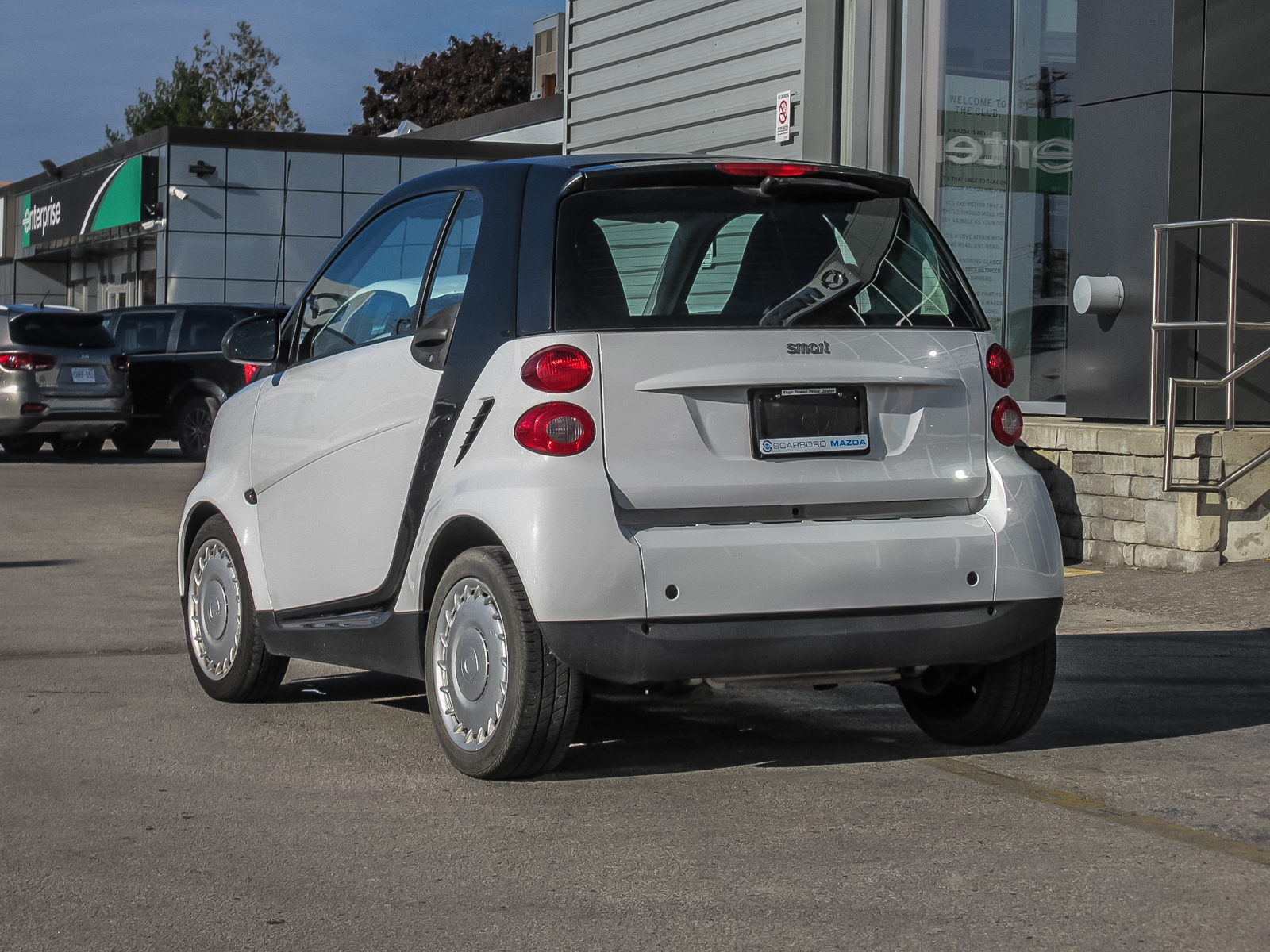 Used 2008 Smart Fortwo in Scarborough,ON