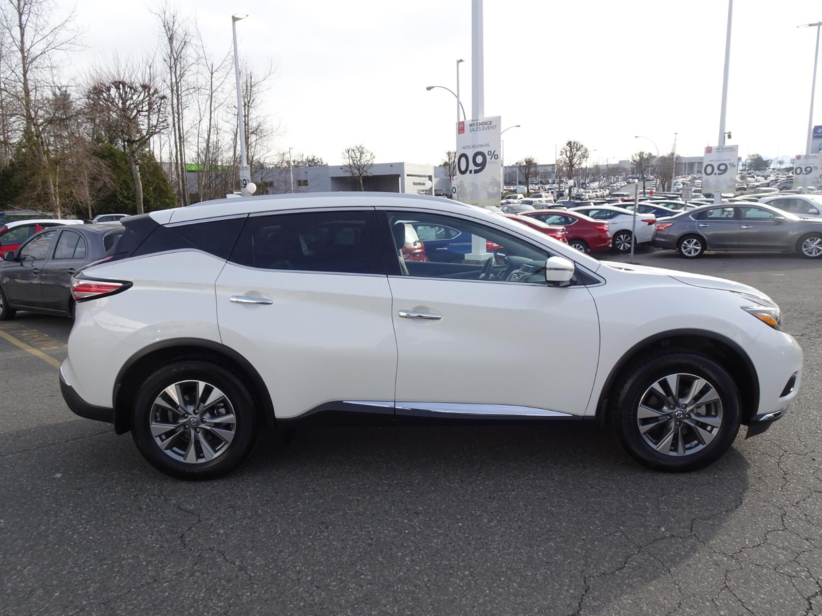 Used 2018 Nissan Murano in Abbotsford,BC
