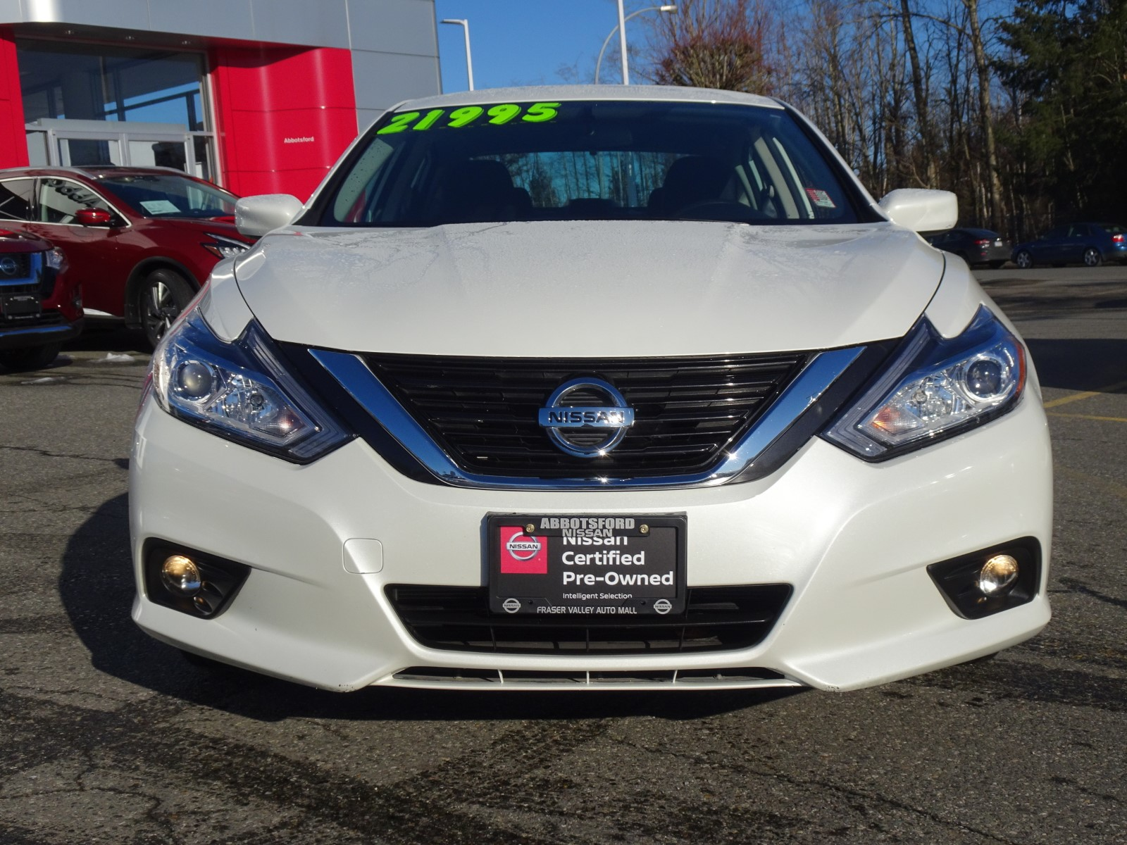 Used 2018 Nissan Altima in Abbotsford,BC