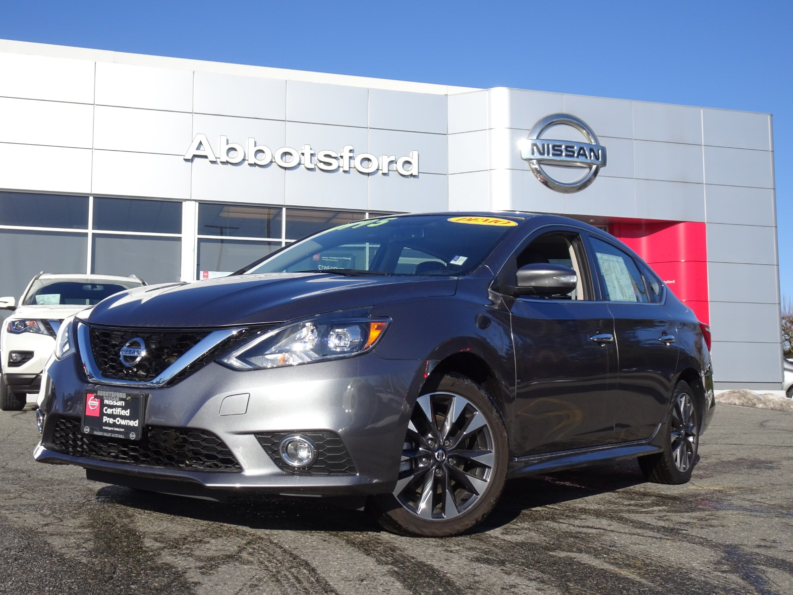 Used 2017 Nissan Sentra in Abbotsford,BC
