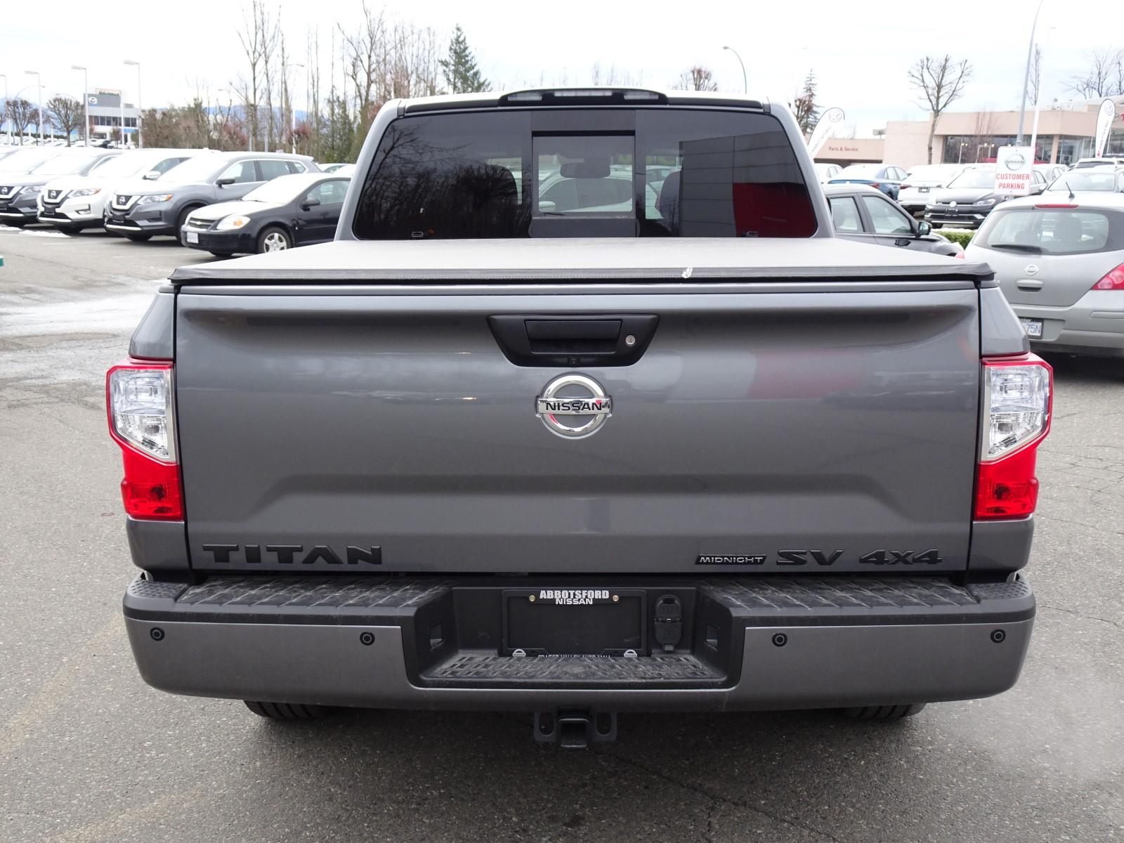 Used 2018 Nissan Titan in Abbotsford,BC