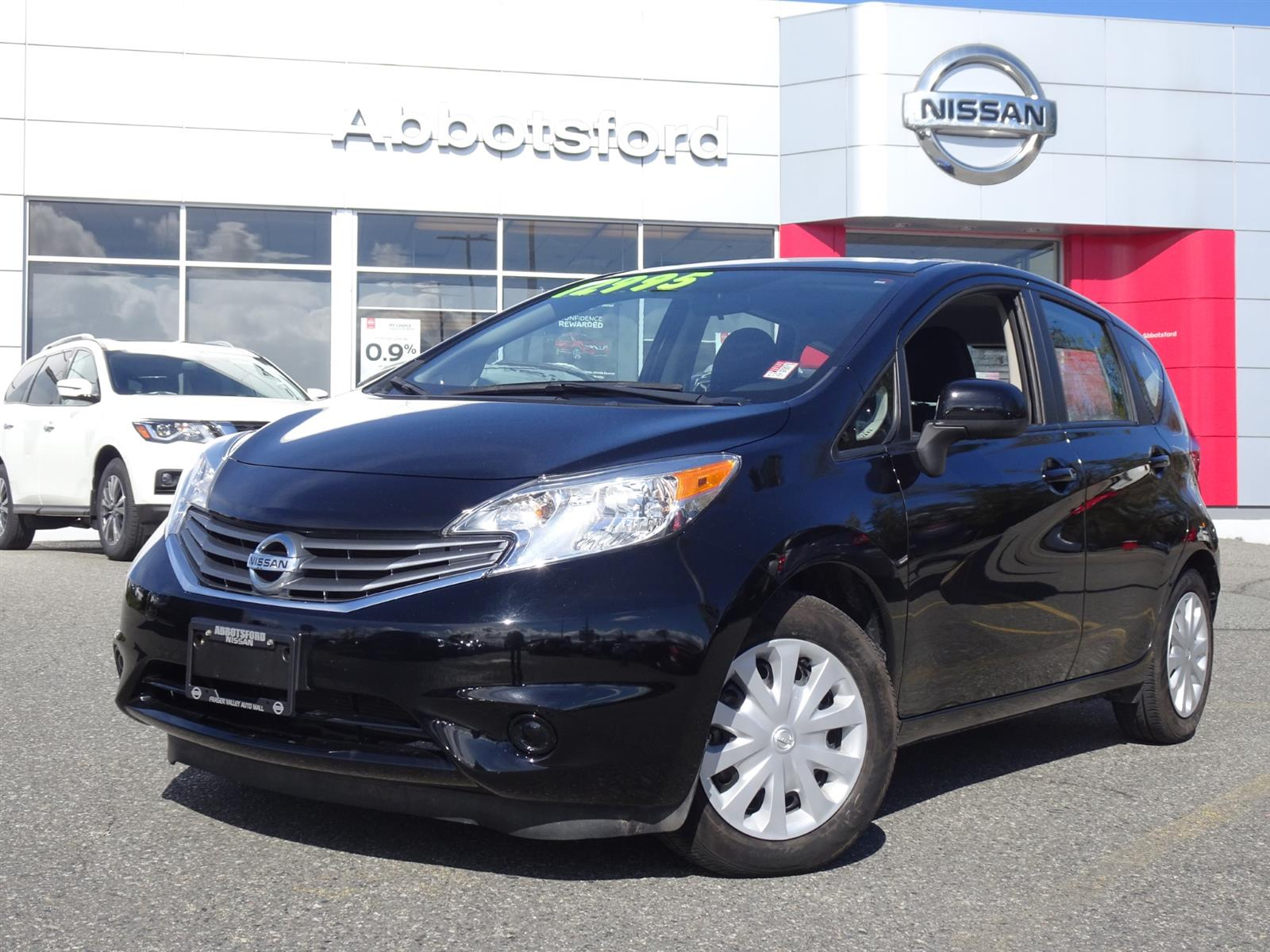 Used 2014 Nissan Versa Note in Abbotsford,BC
