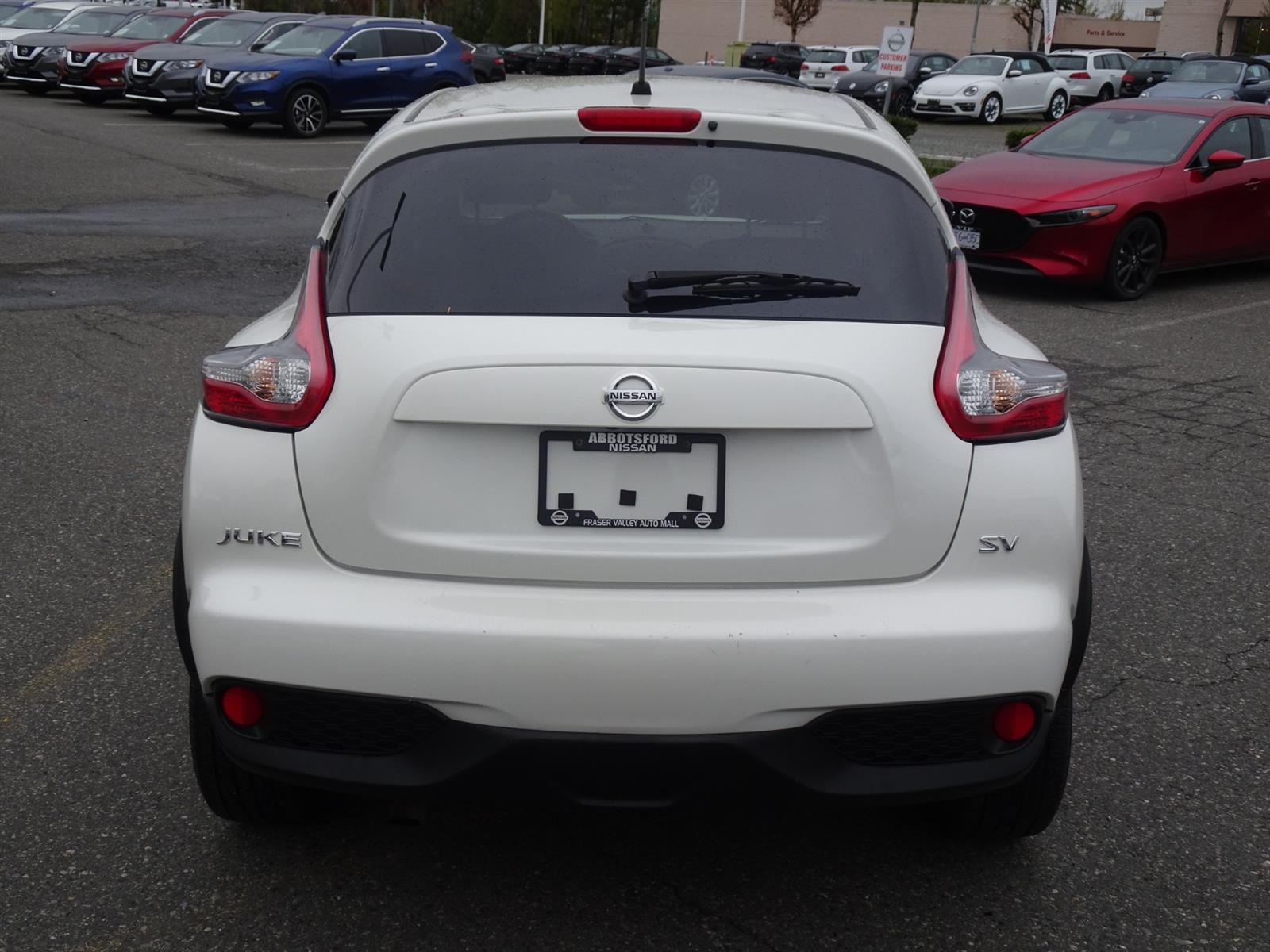 Used 2016 Nissan Juke in Abbotsford,BC