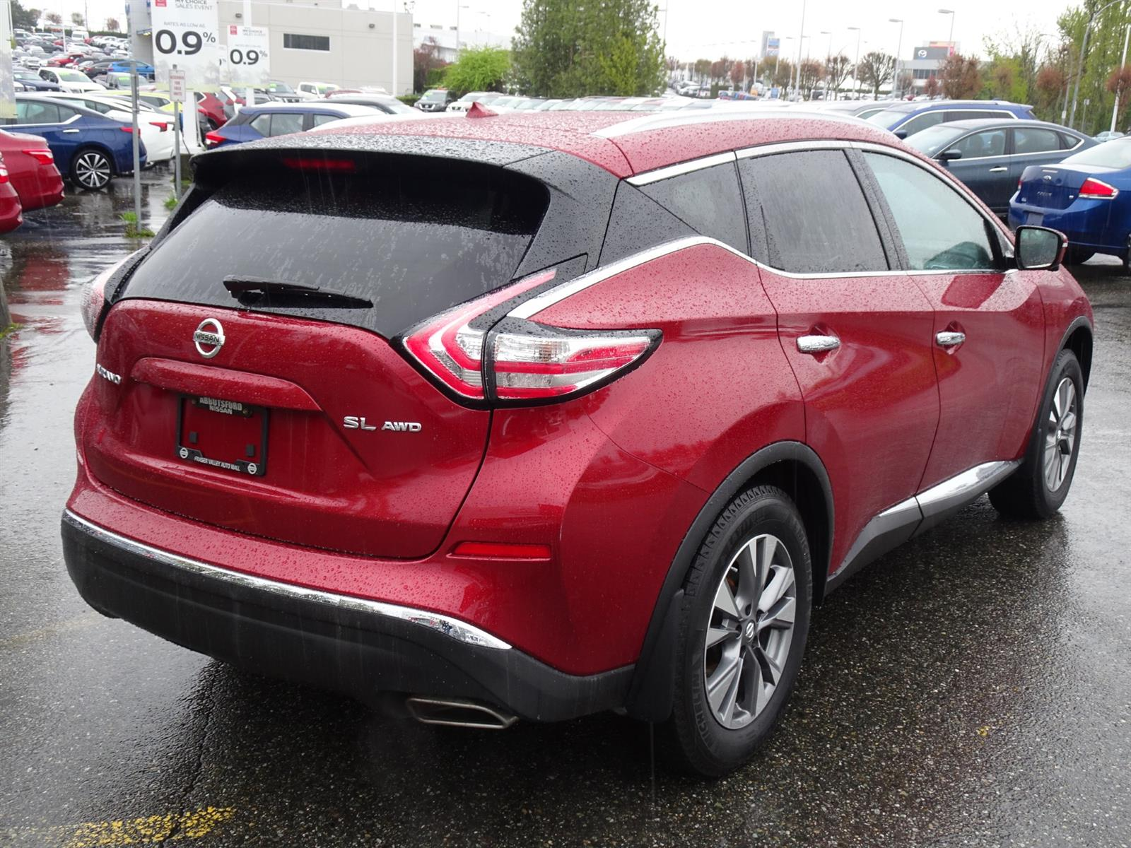 Used 2015 Nissan Murano in Abbotsford,BC
