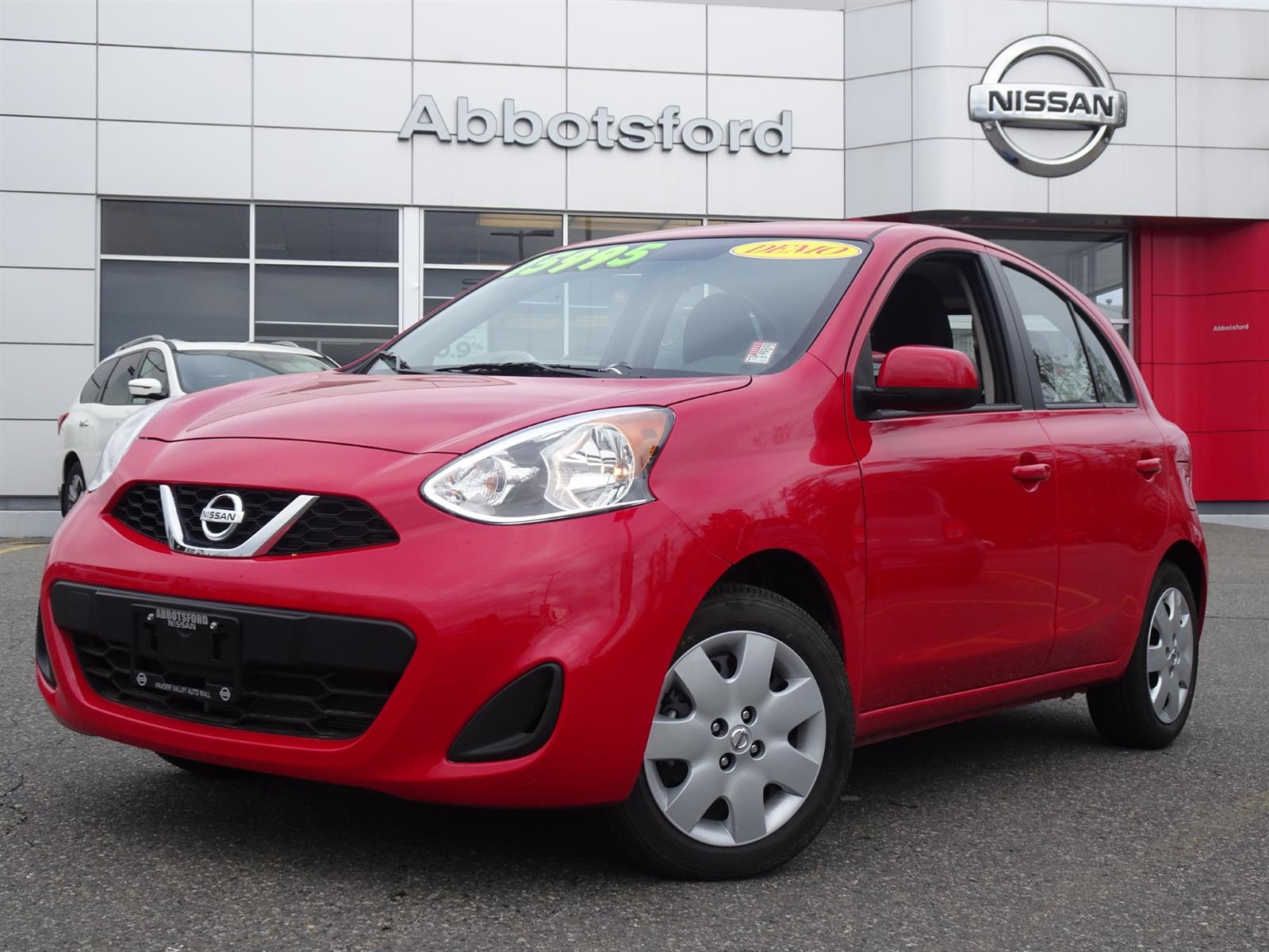 Used 2018 Nissan Micra in Abbotsford,BC