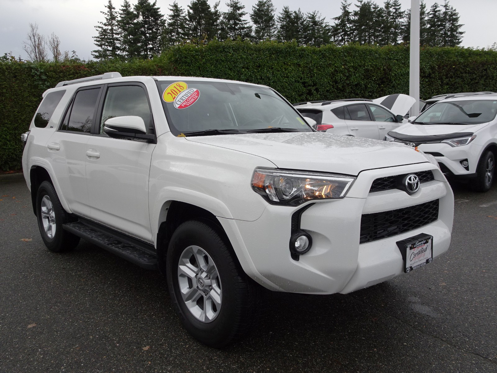 Used 2018 Toyota 4Runner in Abbotsford,BC