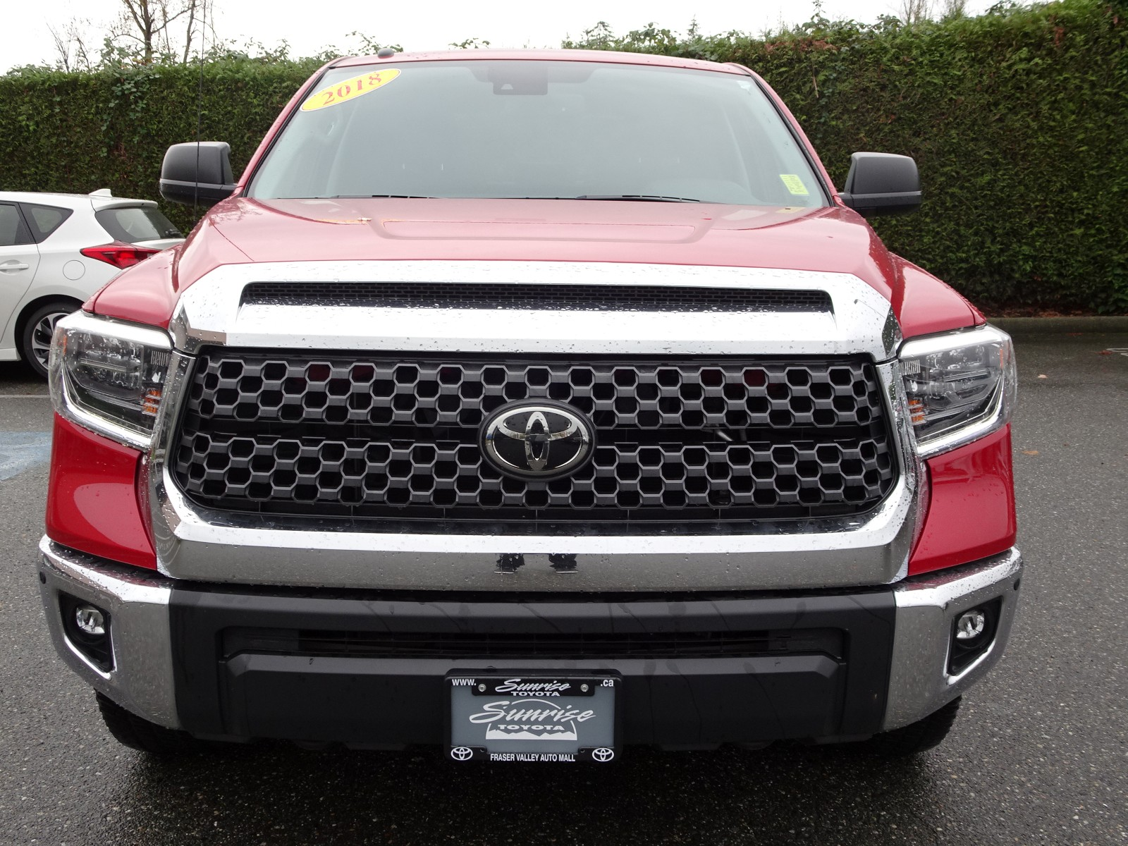 Used 2018 Toyota Tundra in Abbotsford,BC