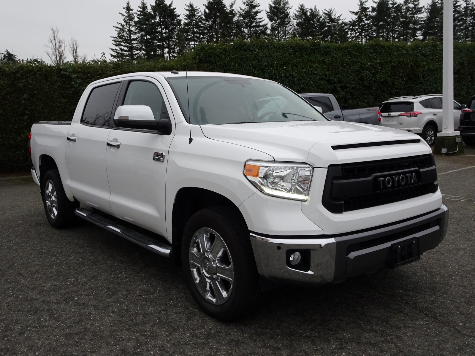 Used 2016 Toyota Tundra in Abbotsford,BC