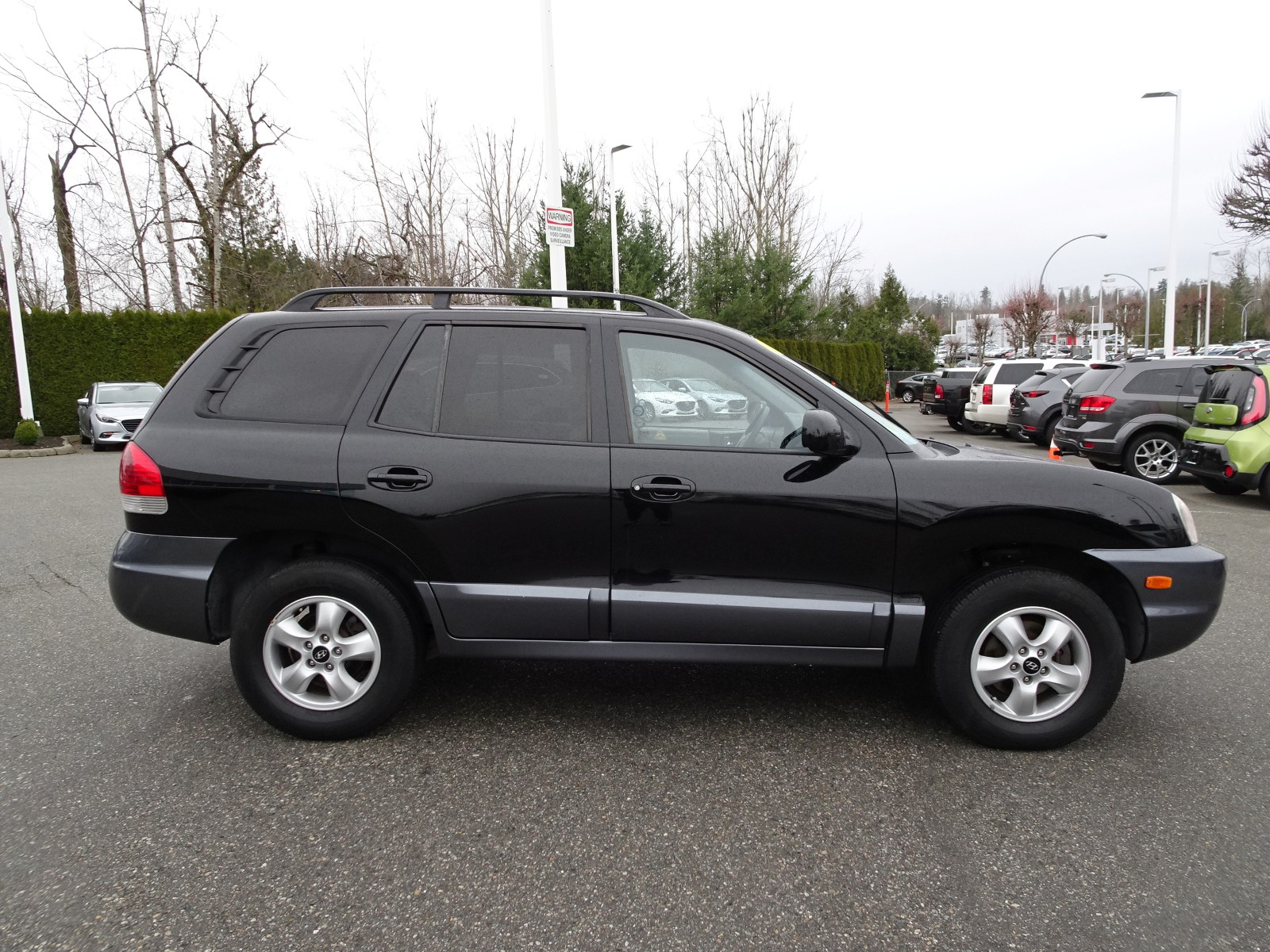 Used 2006 Hyundai Santa Fe in Abbotsford,BC