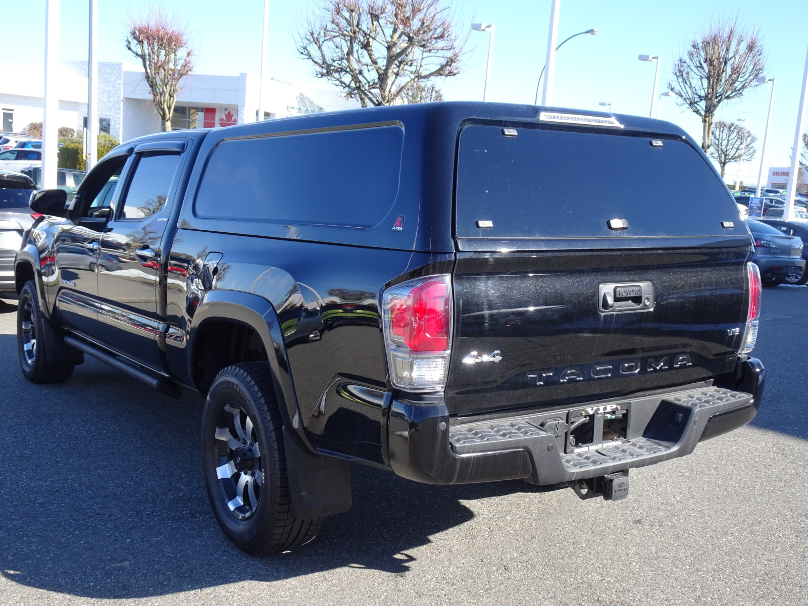 Used 2016 Toyota Tacoma in Abbotsford,BC