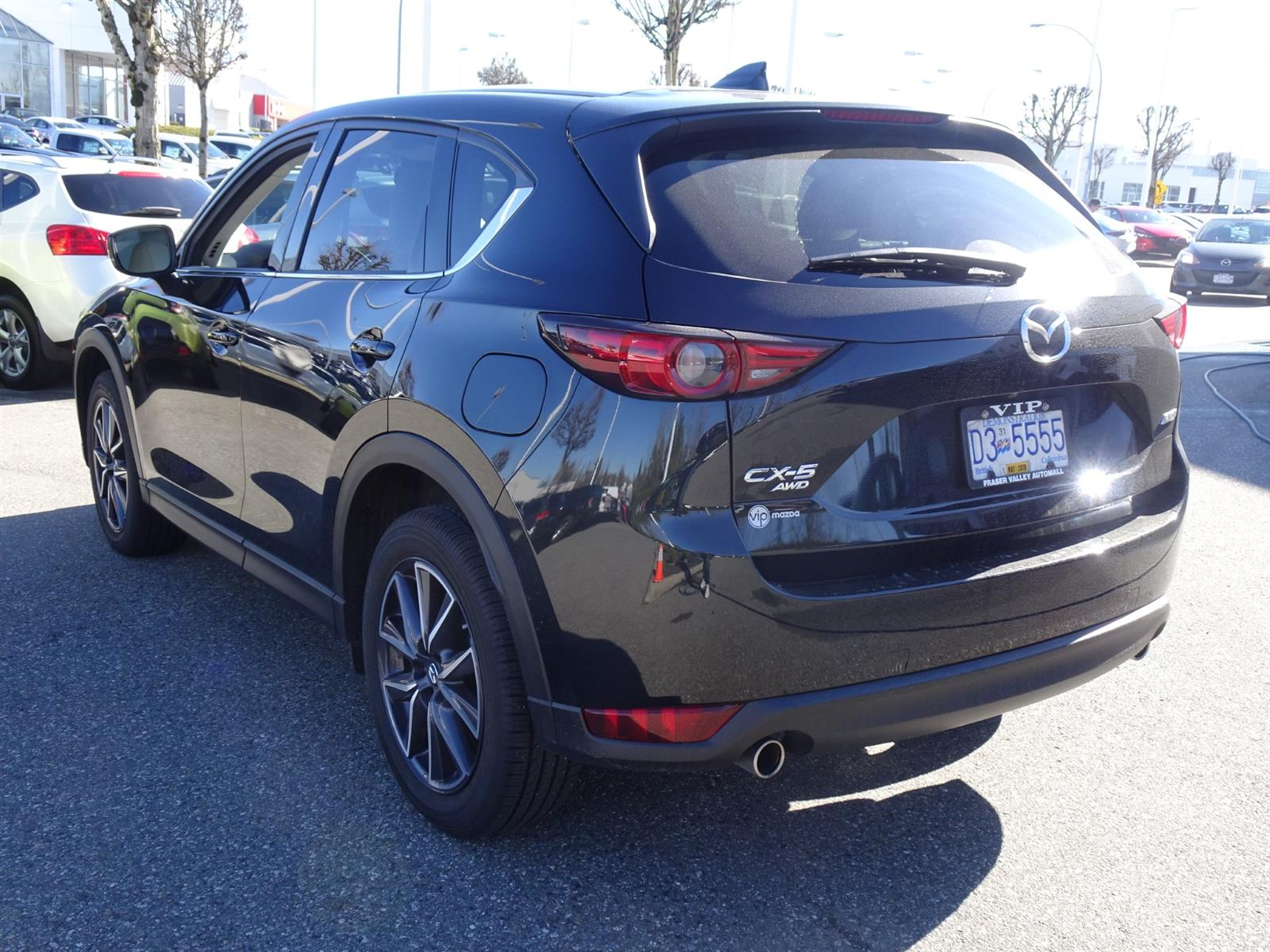 Used 2018 Mazda CX-5 in Abbotsford,BC